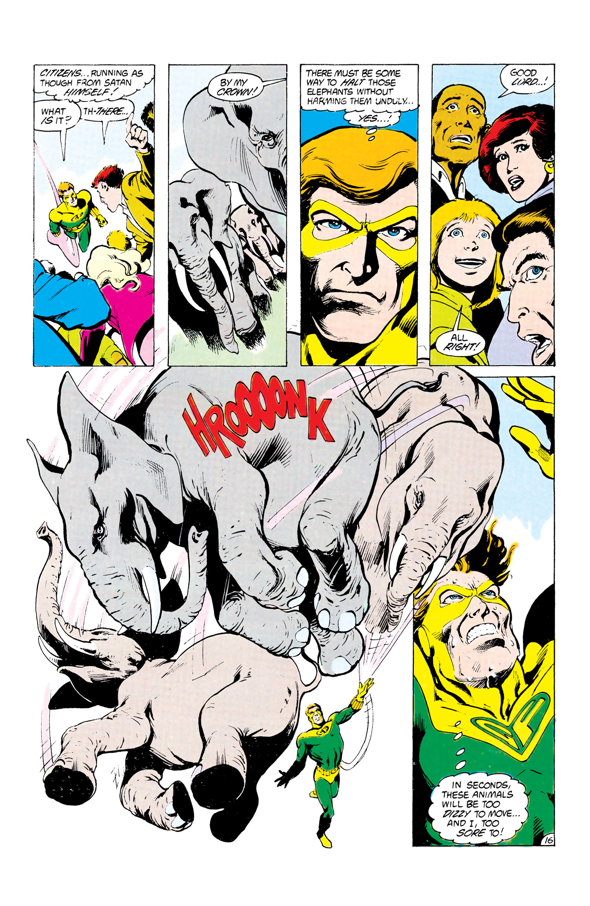 Batman and the Outsiders (1983) 24 Page 16