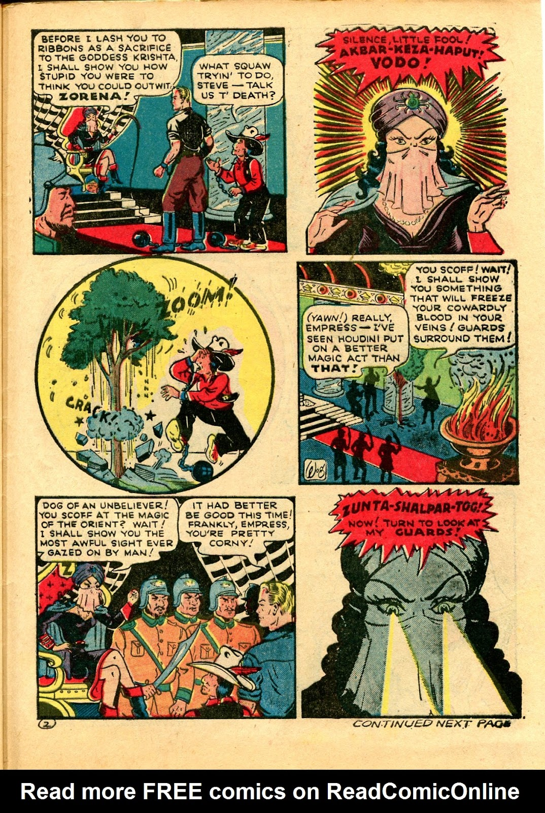 Read online Famous Funnies comic -  Issue #102 - 63