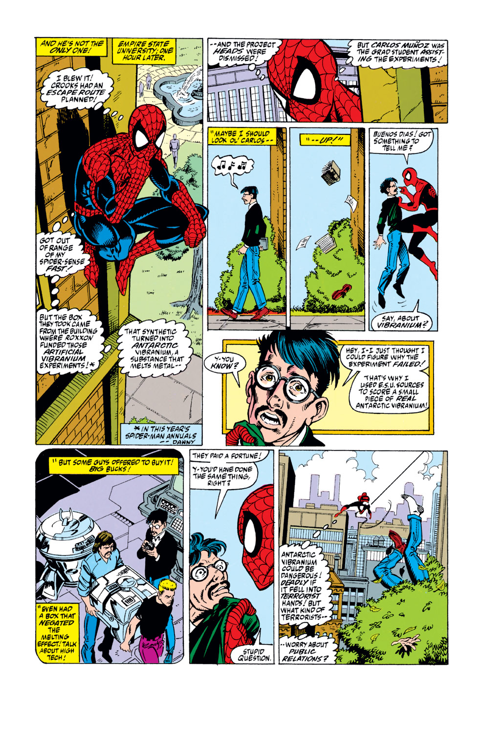 The Amazing Spider-Man (1963) 351 Page 6