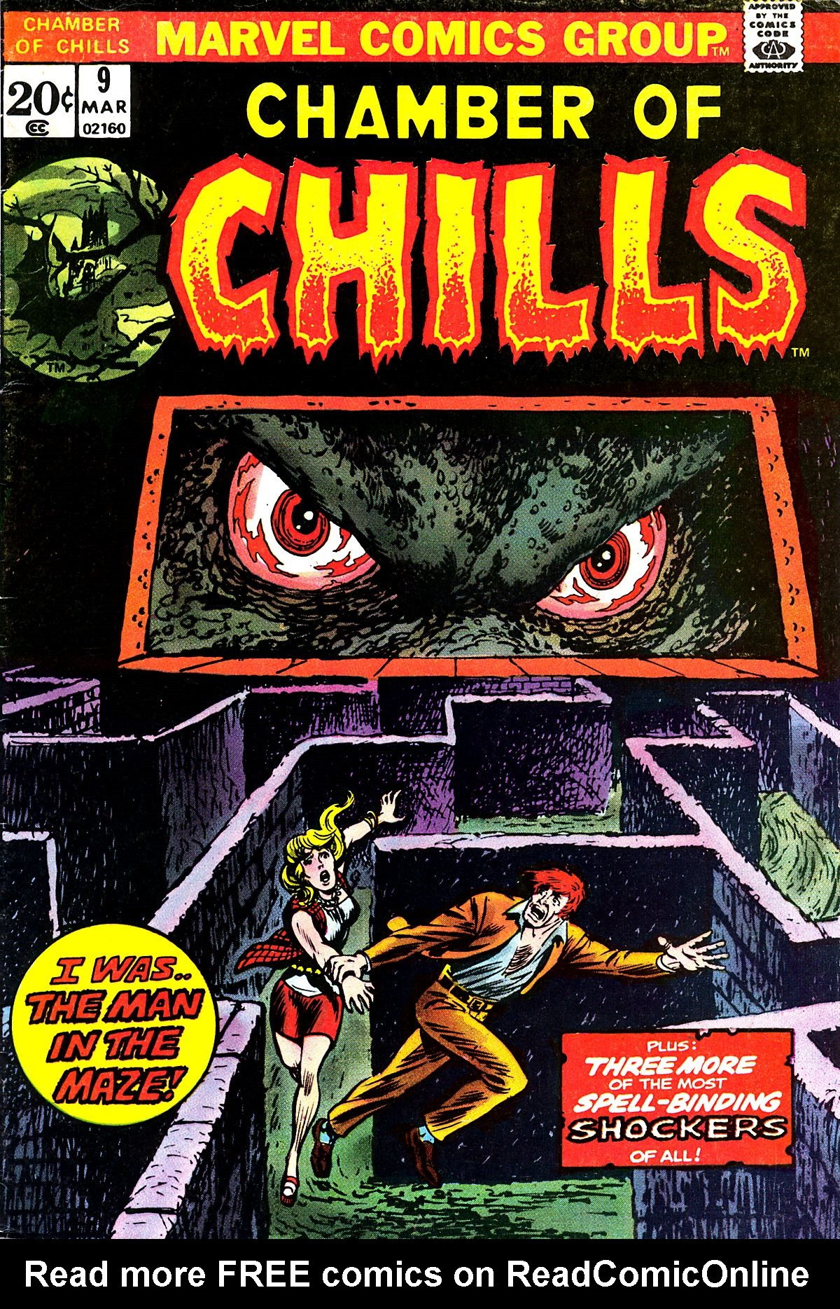 Chamber of Chills (1972) 9 Page 1