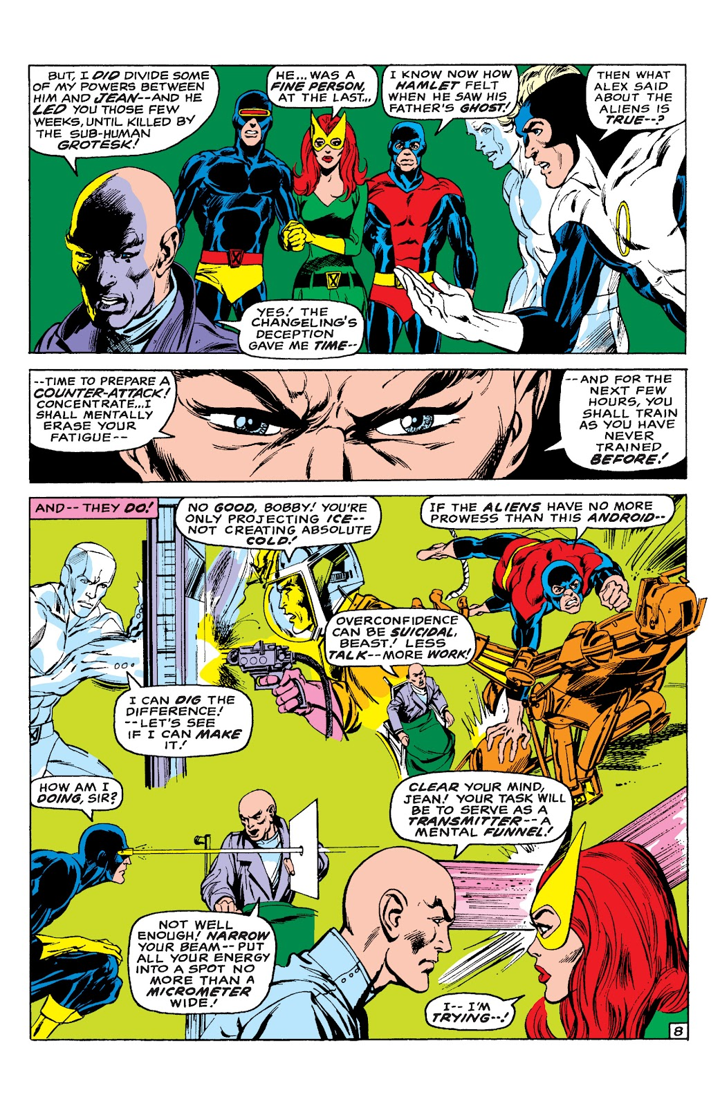Uncanny X-Men (1963) issue 65 - Page 9