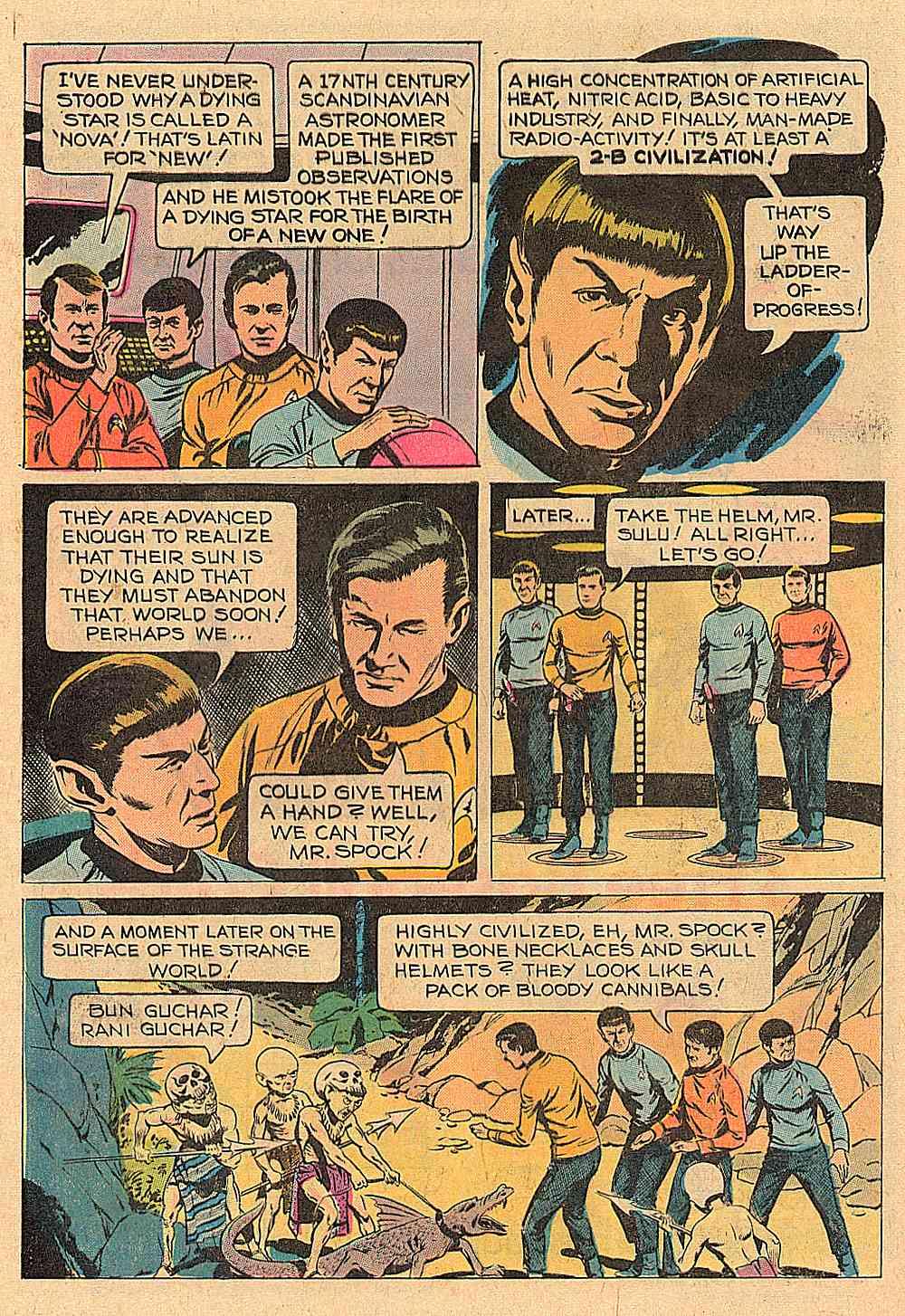 Star Trek (1967) issue 46 - Page 6