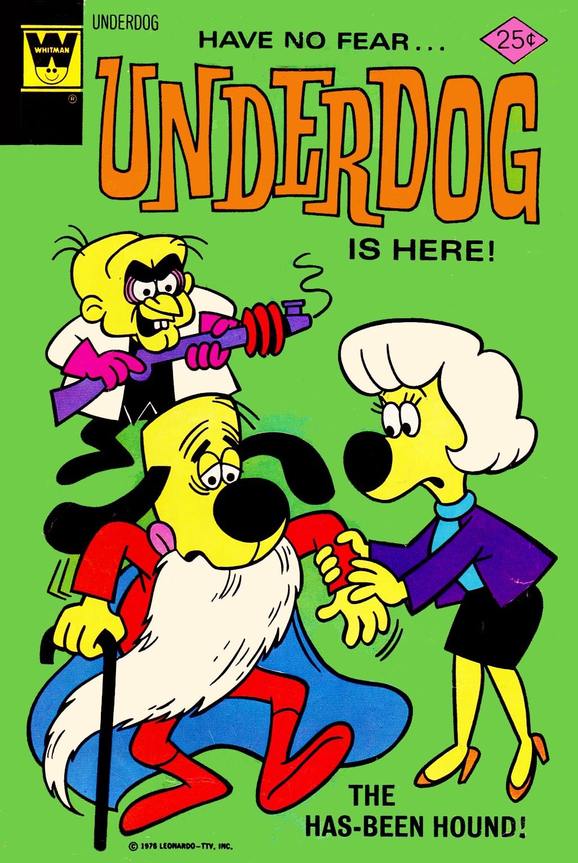 Underdog (1975) issue 8 - Page 1