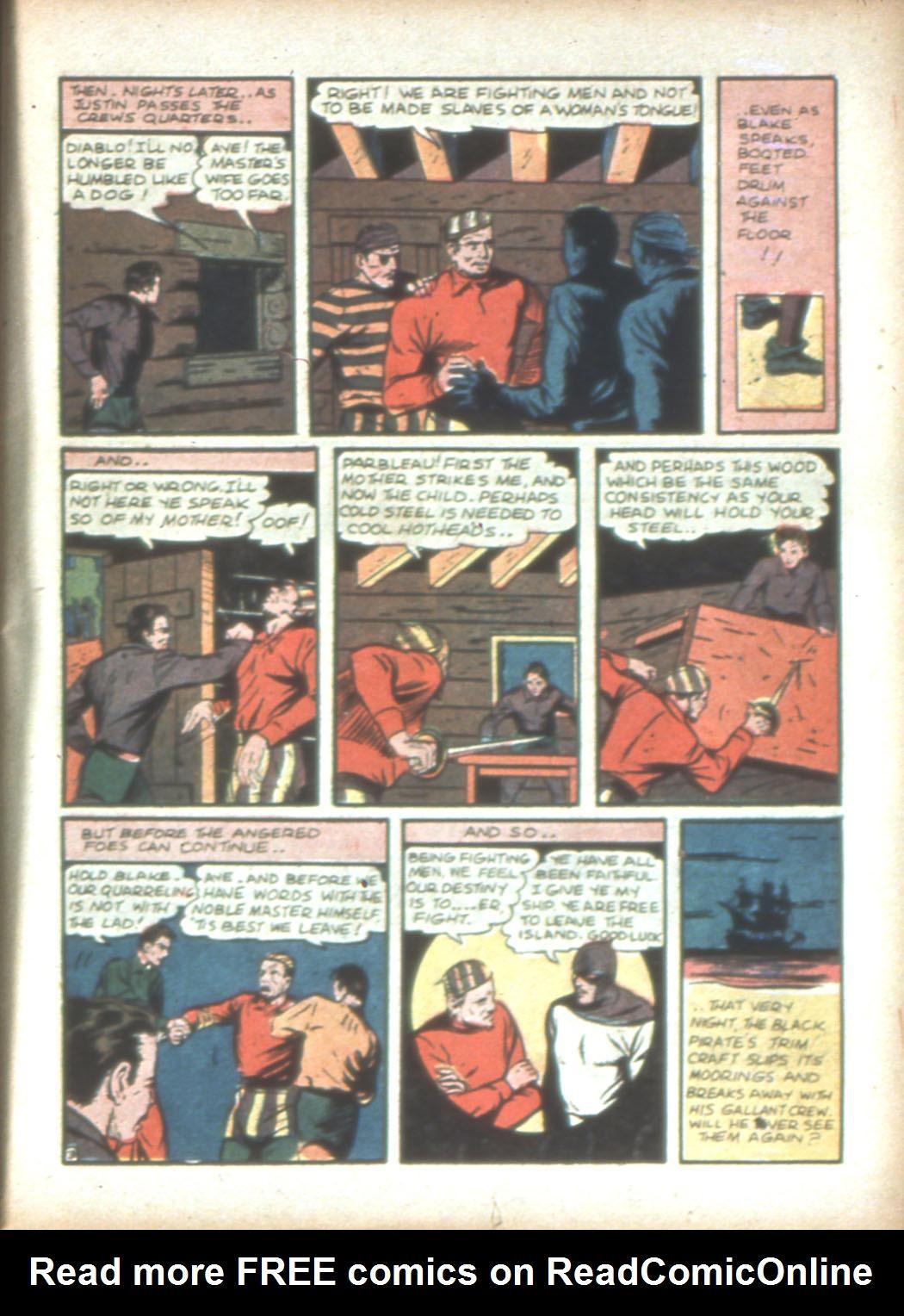 Read online Sensation (Mystery) Comics comic -  Issue #16 - 19