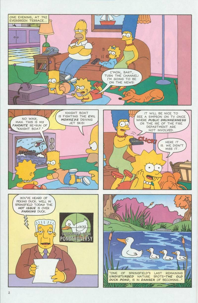 Read online Simpsons Comics comic -  Issue #58 - 3