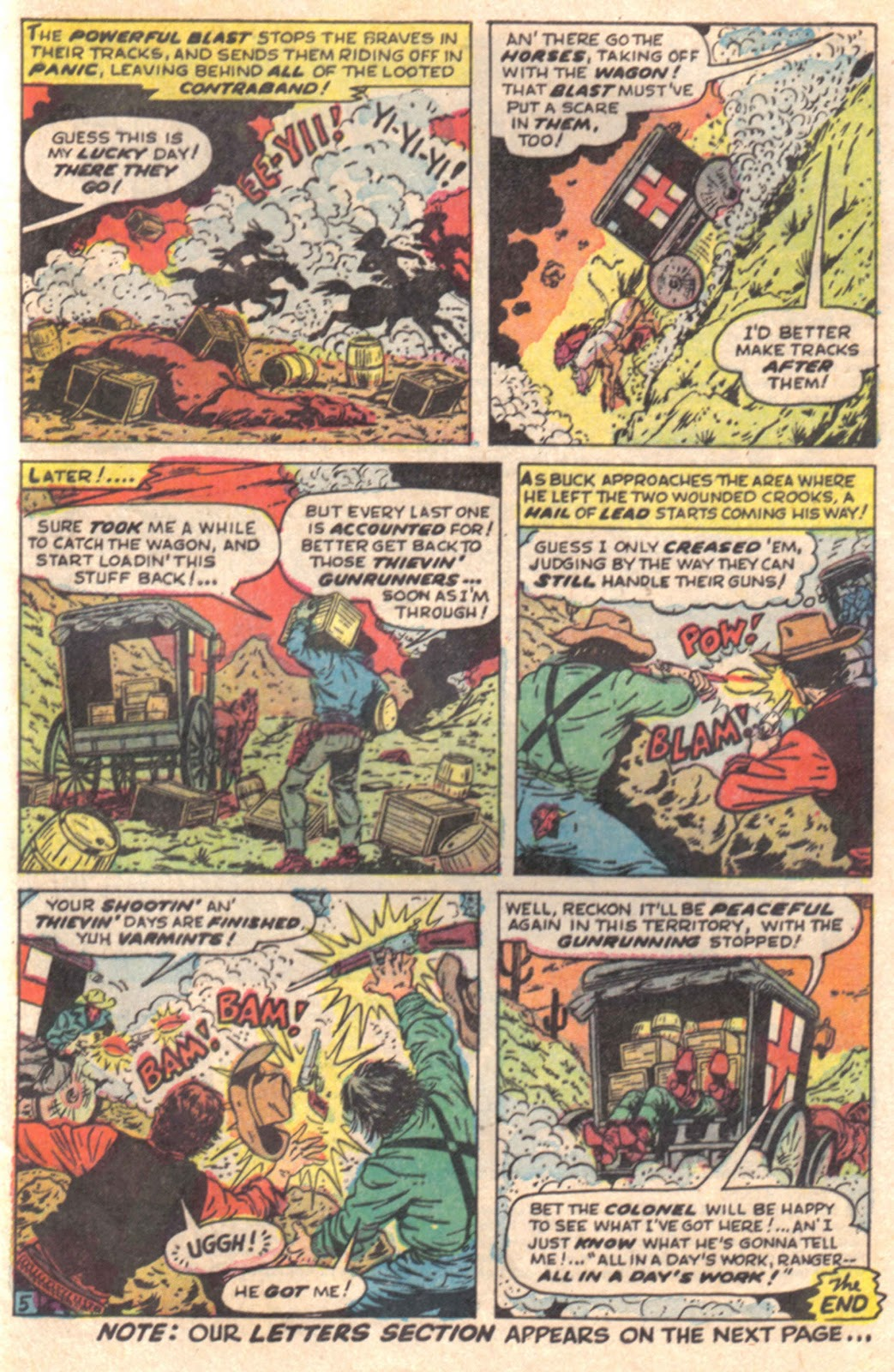 The Rawhide Kid (1955) issue 65 - Page 33