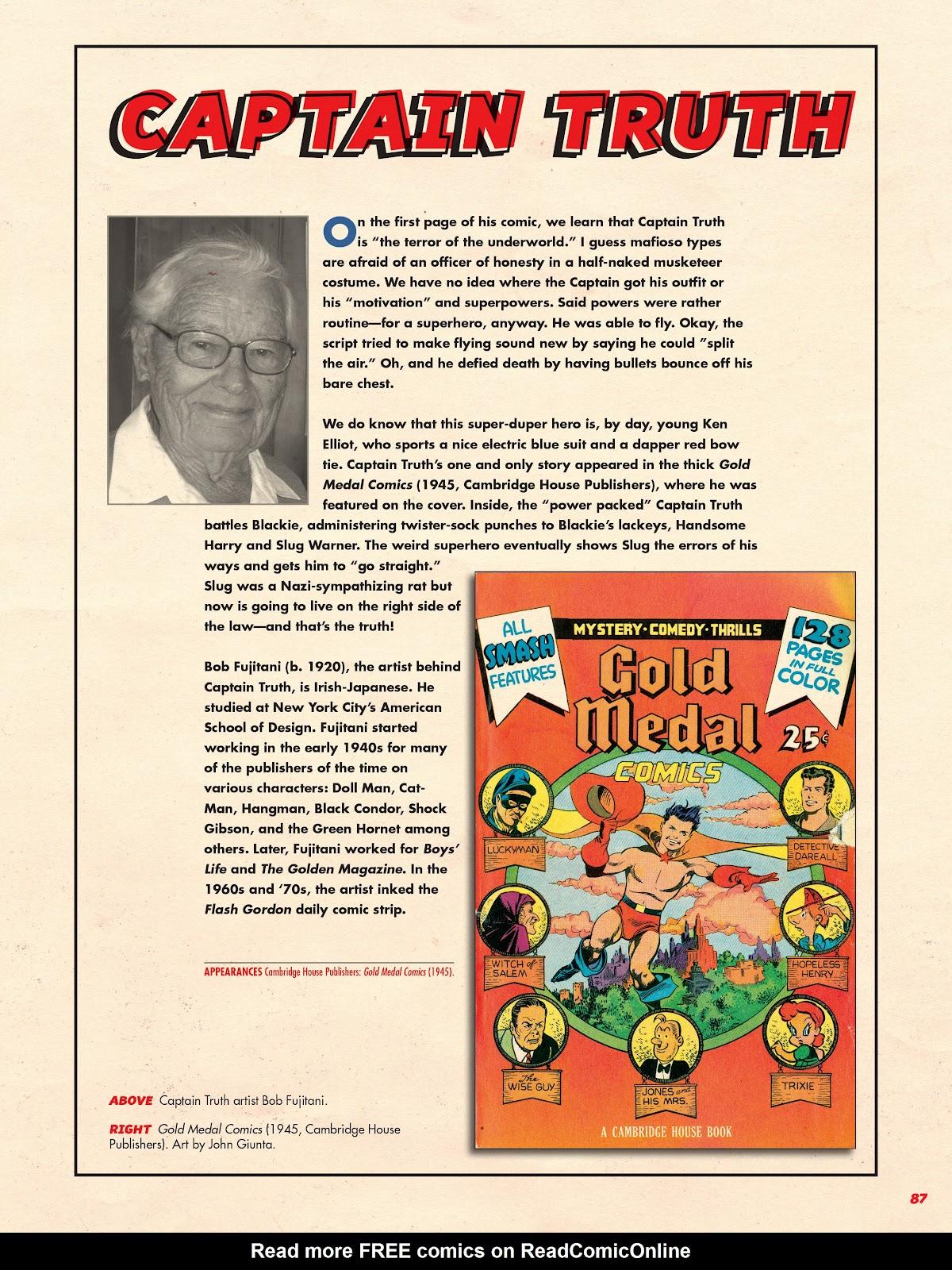 Read online Super Weird Heroes comic -  Issue # TPB 1 (Part 1) - 86
