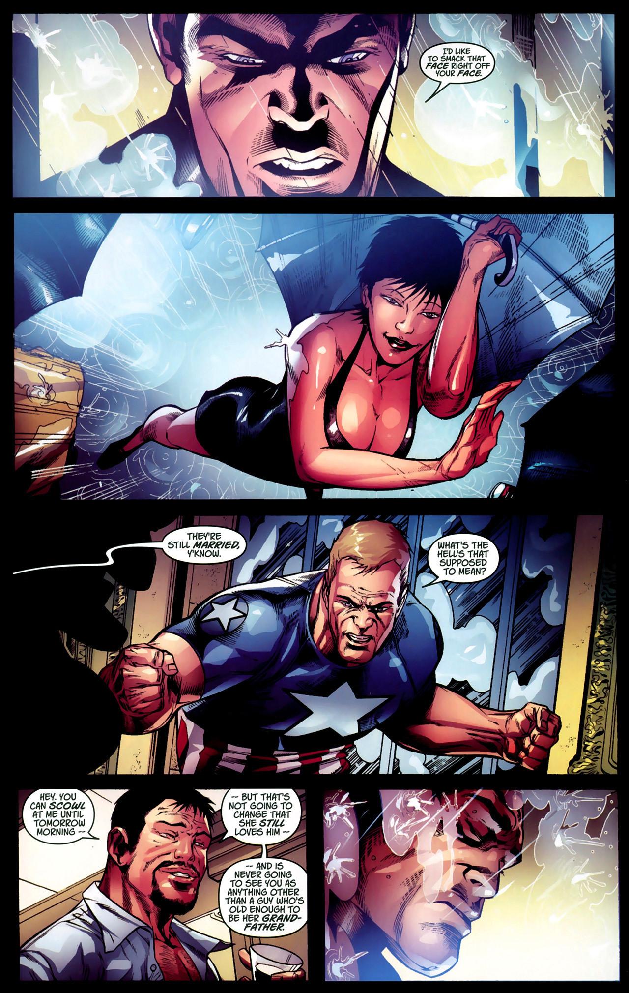 Read online Ultimate Captain America (2008) comic -  Issue # Full - 25