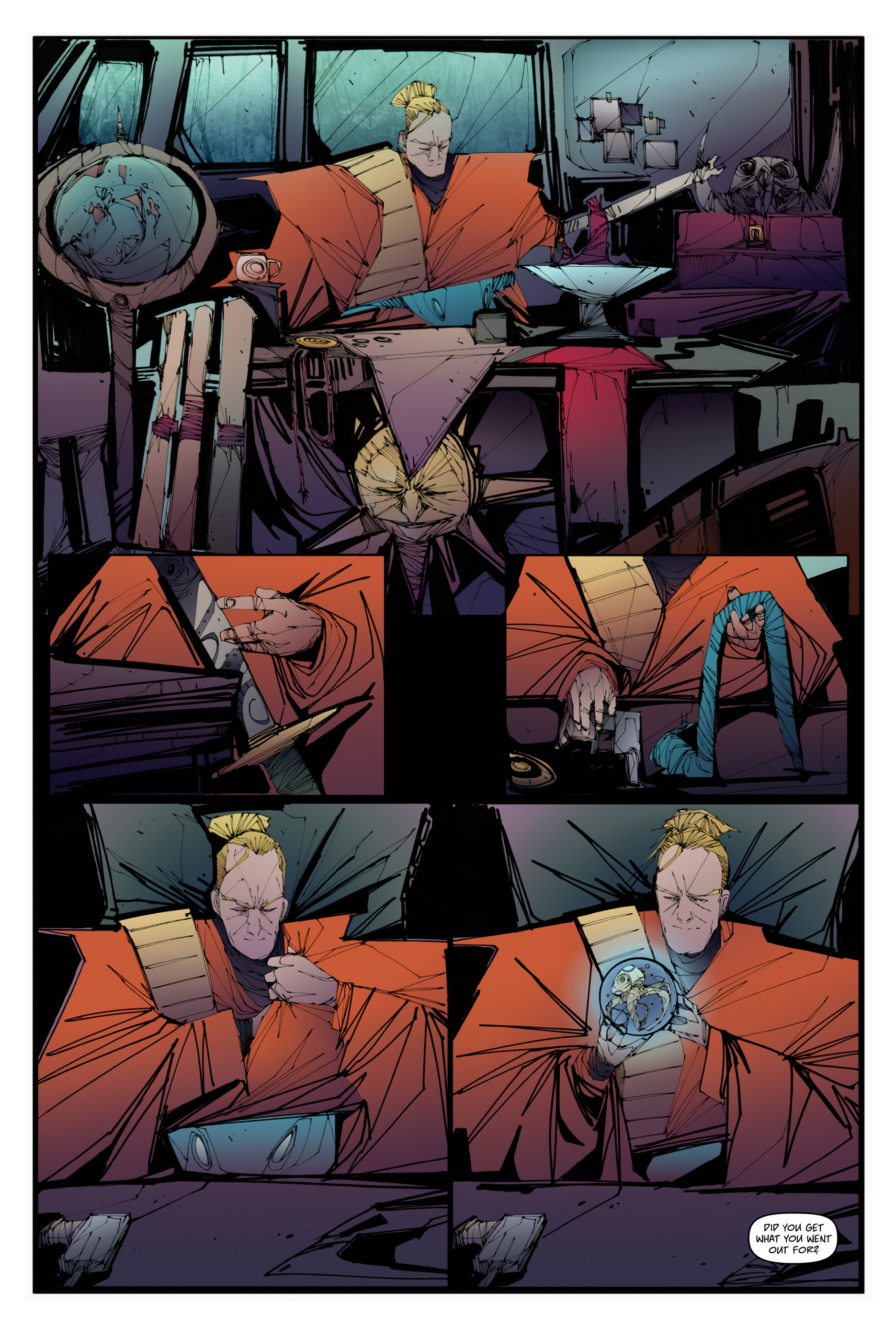 Read online Scrimshaw comic -  Issue #1 - 25