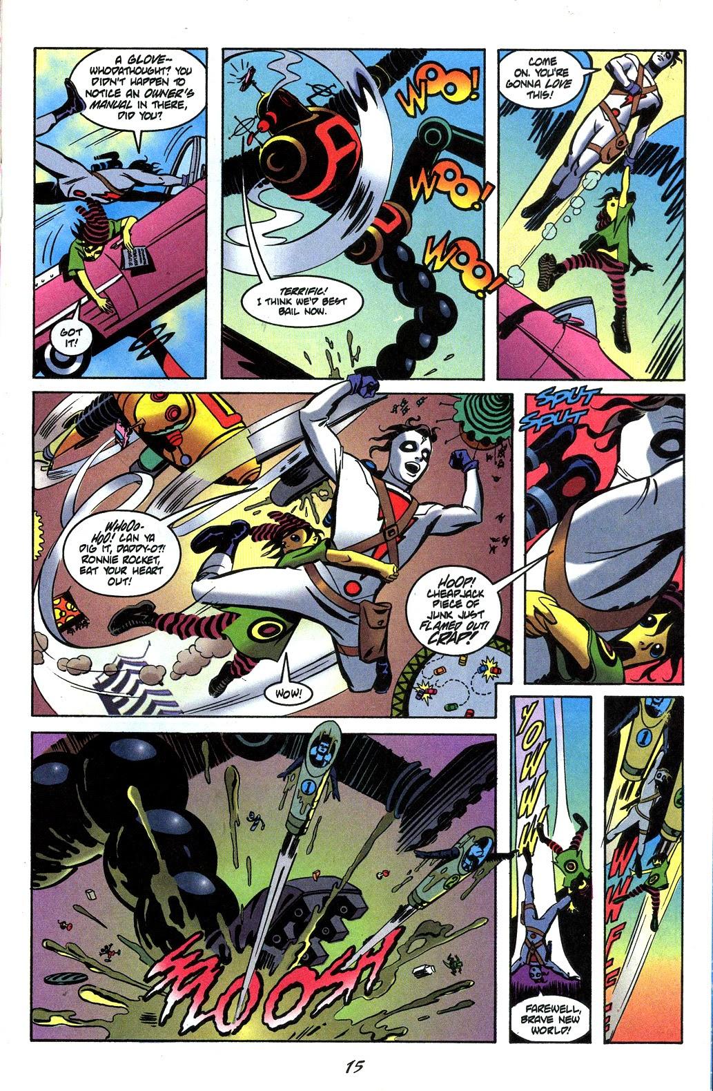 Read online Nexus Meets Madman comic -  Issue # Full - 17