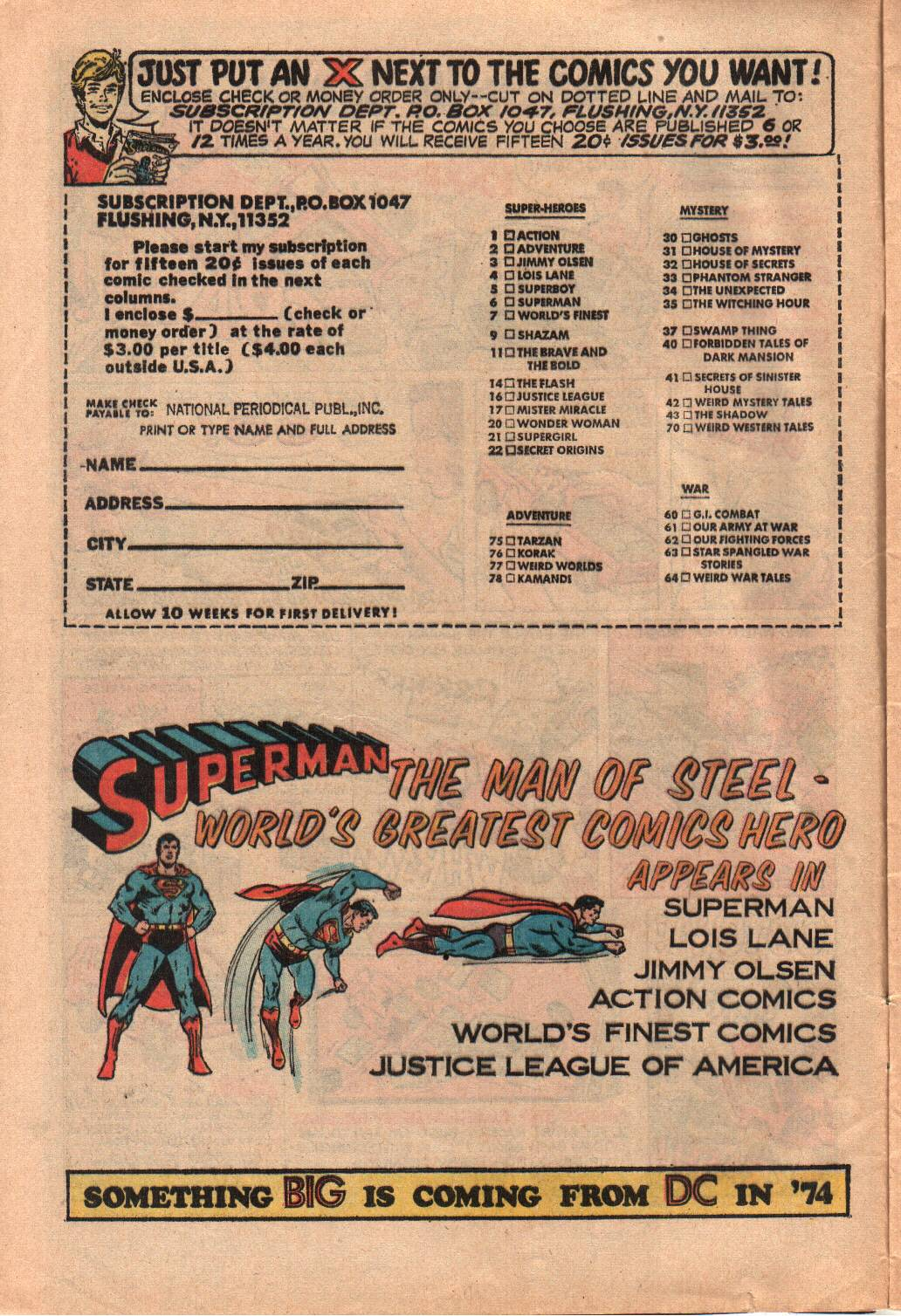 Action Comics (1938) 430 Page 7