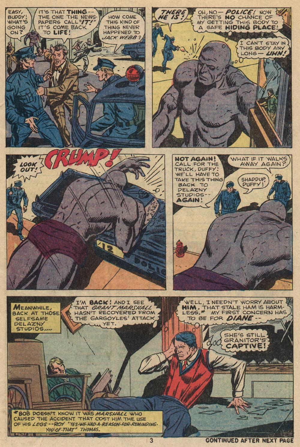 Read online Astonishing Tales (1970) comic -  Issue #23 - 4