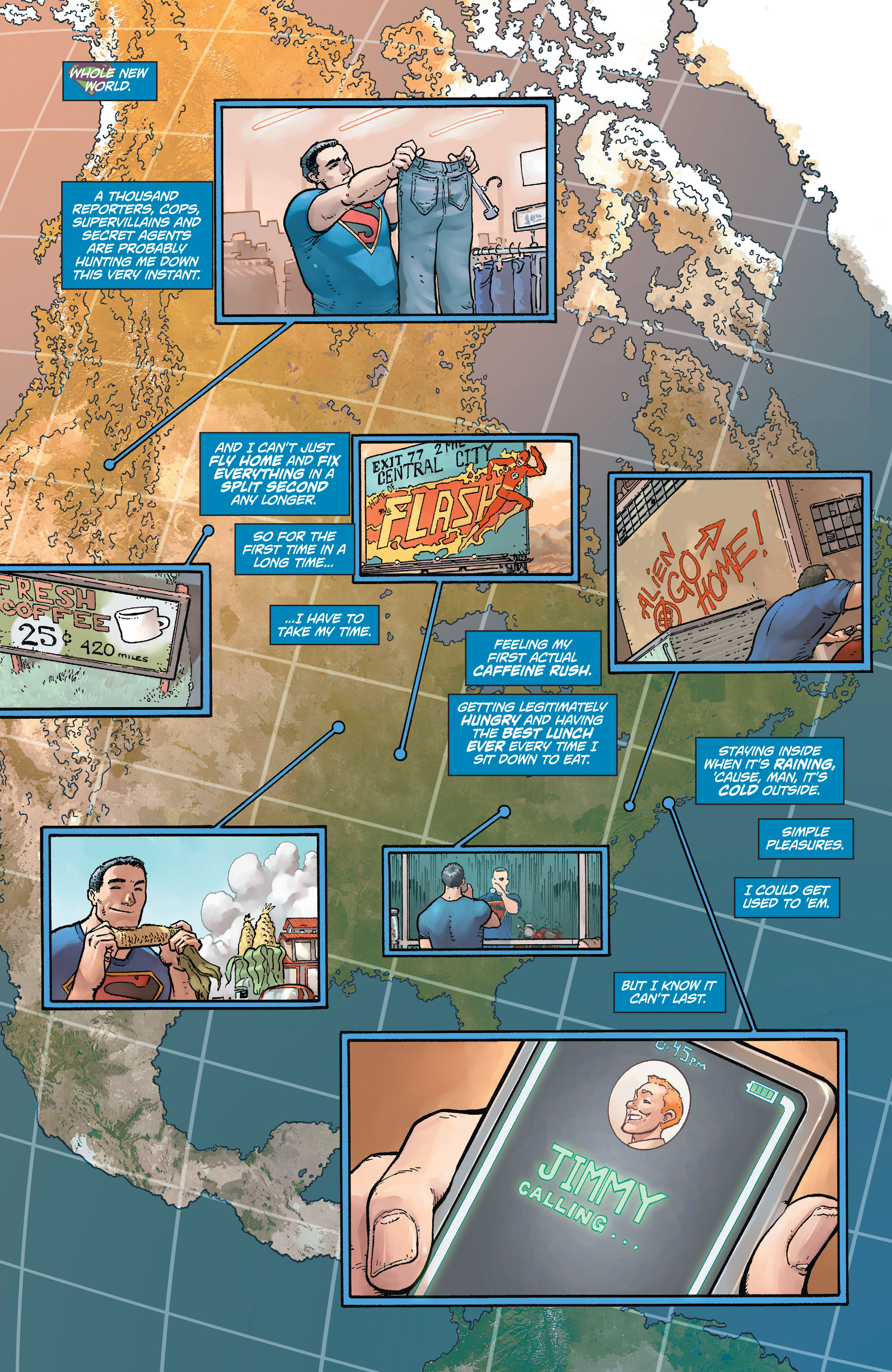 Read online Action Comics (2011) comic -  Issue #41 - 11