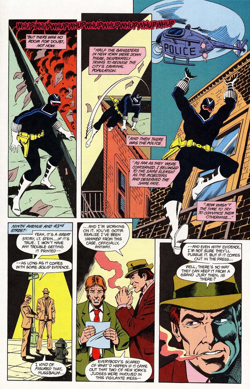 Vigilante (1983) issue 31 - Page 23