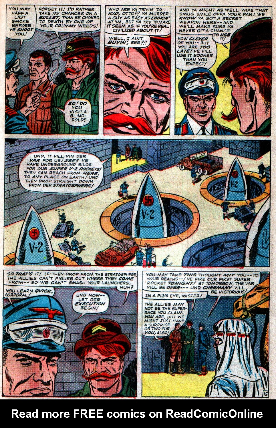 Read online Sgt. Fury comic -  Issue #16 - 21