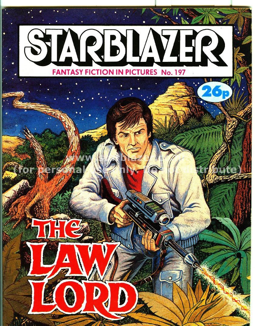 Starblazer issue 197 - Page 1