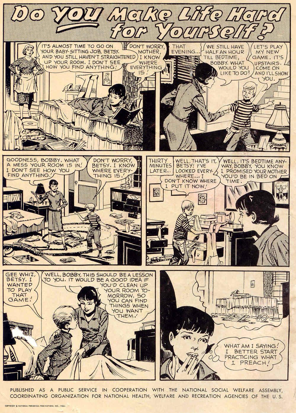 Action Comics (1938) 335 Page 1