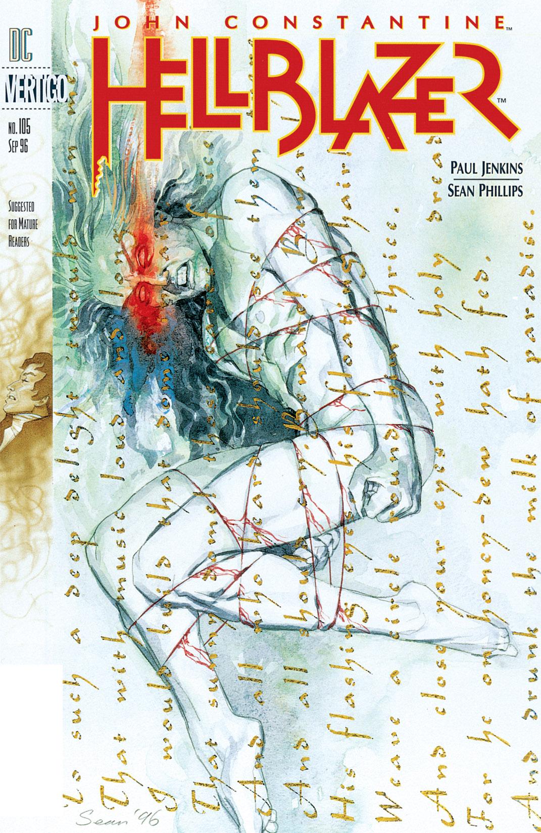 Hellblazer issue 105 - Page 1