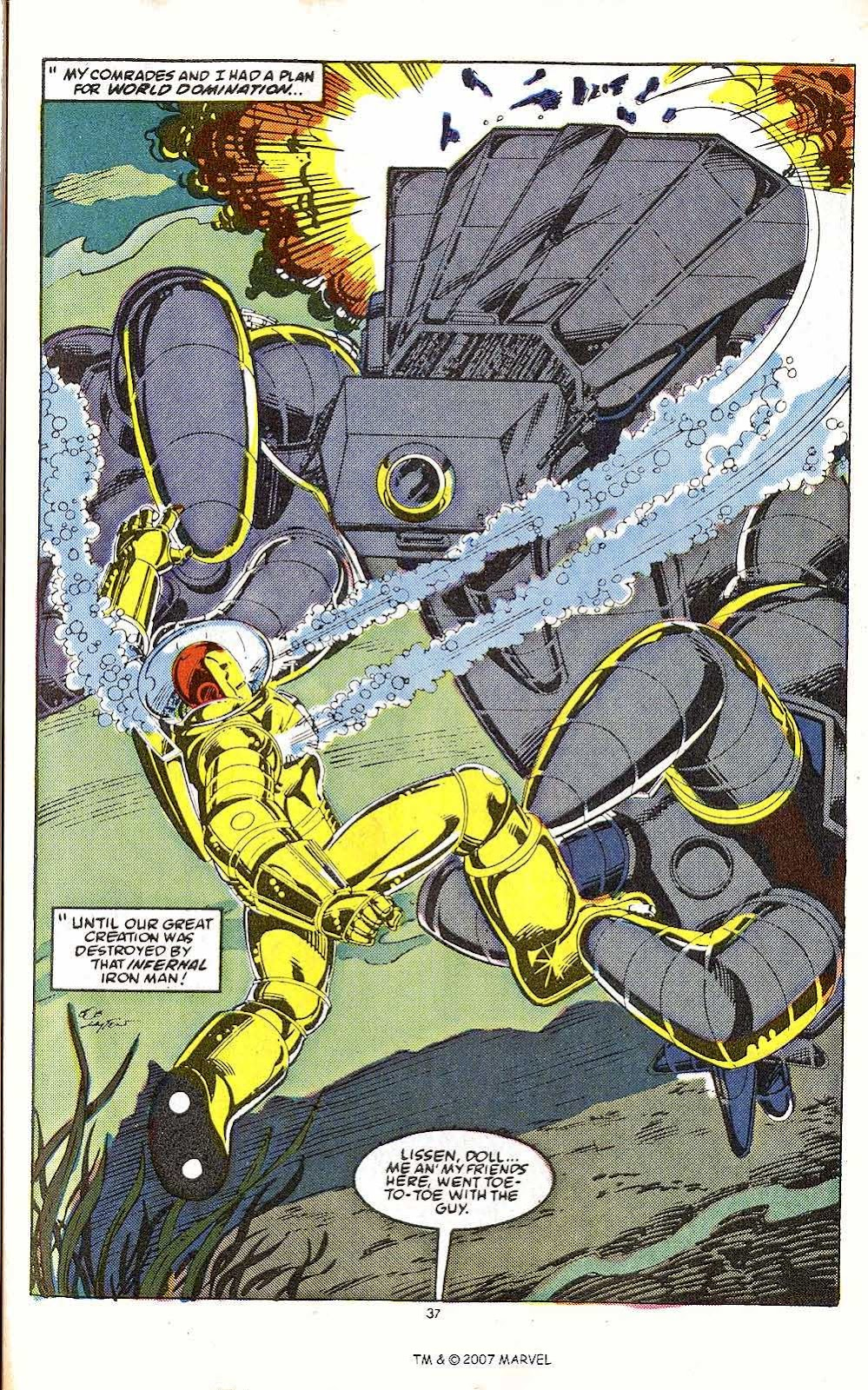 Iron Man Annual issue 10 - Page 39