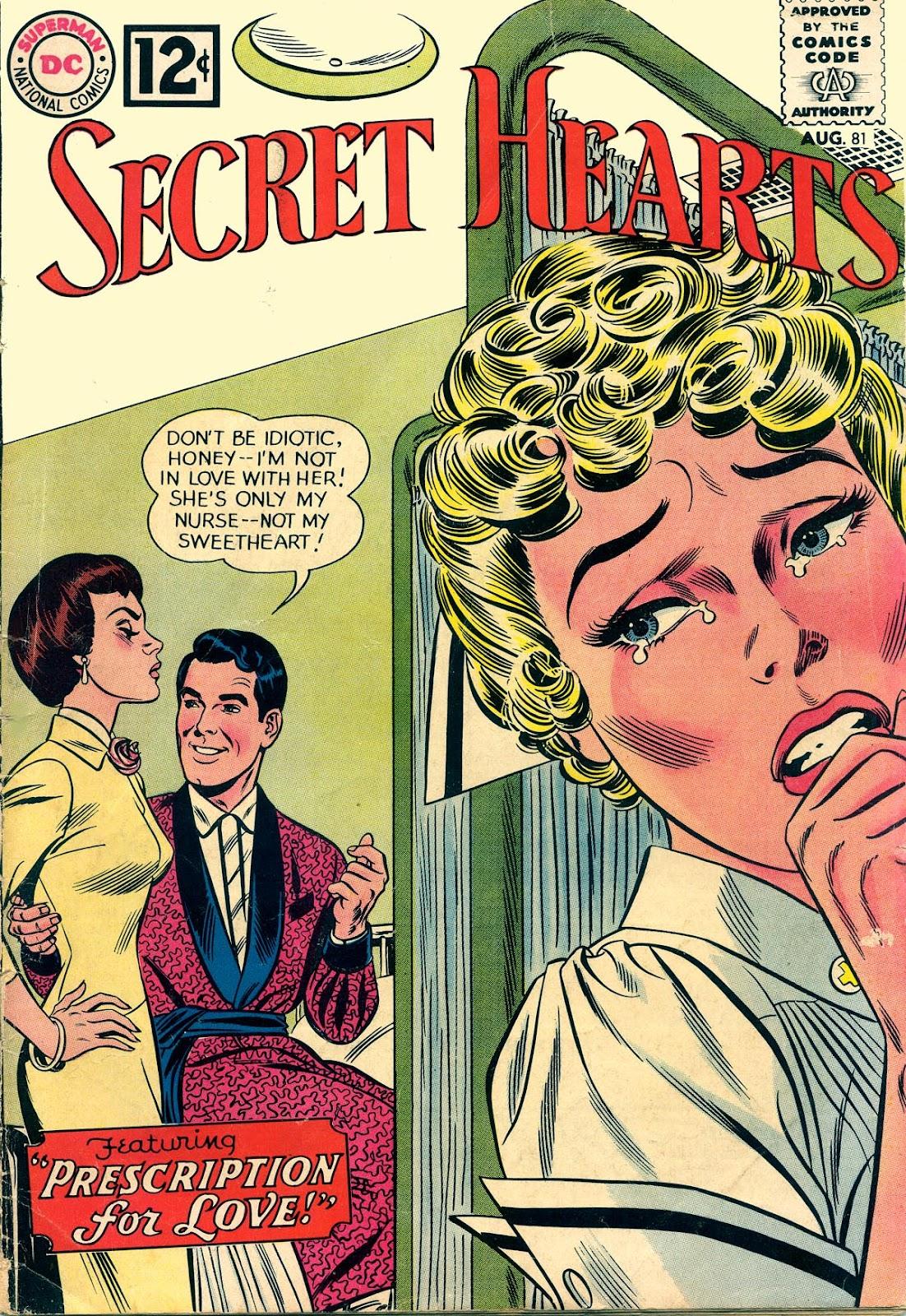 Secret Hearts 81 Page 1
