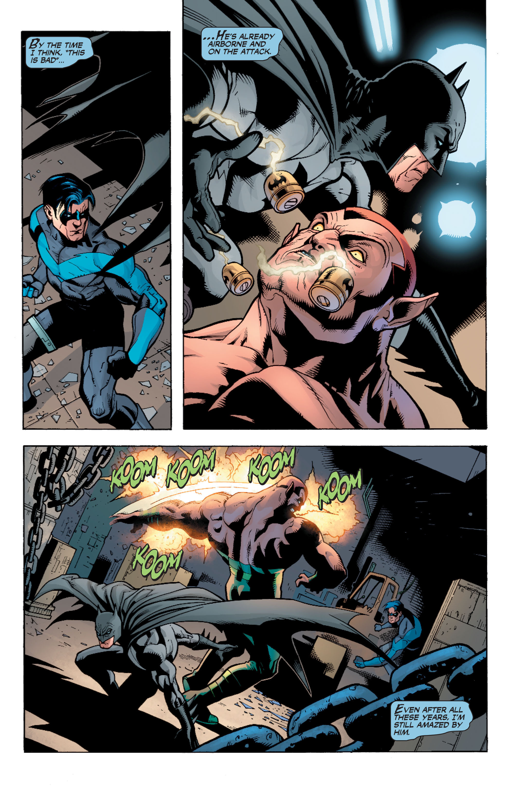 Read online Batman: Under The Red Hood comic -  Issue # Full - 61