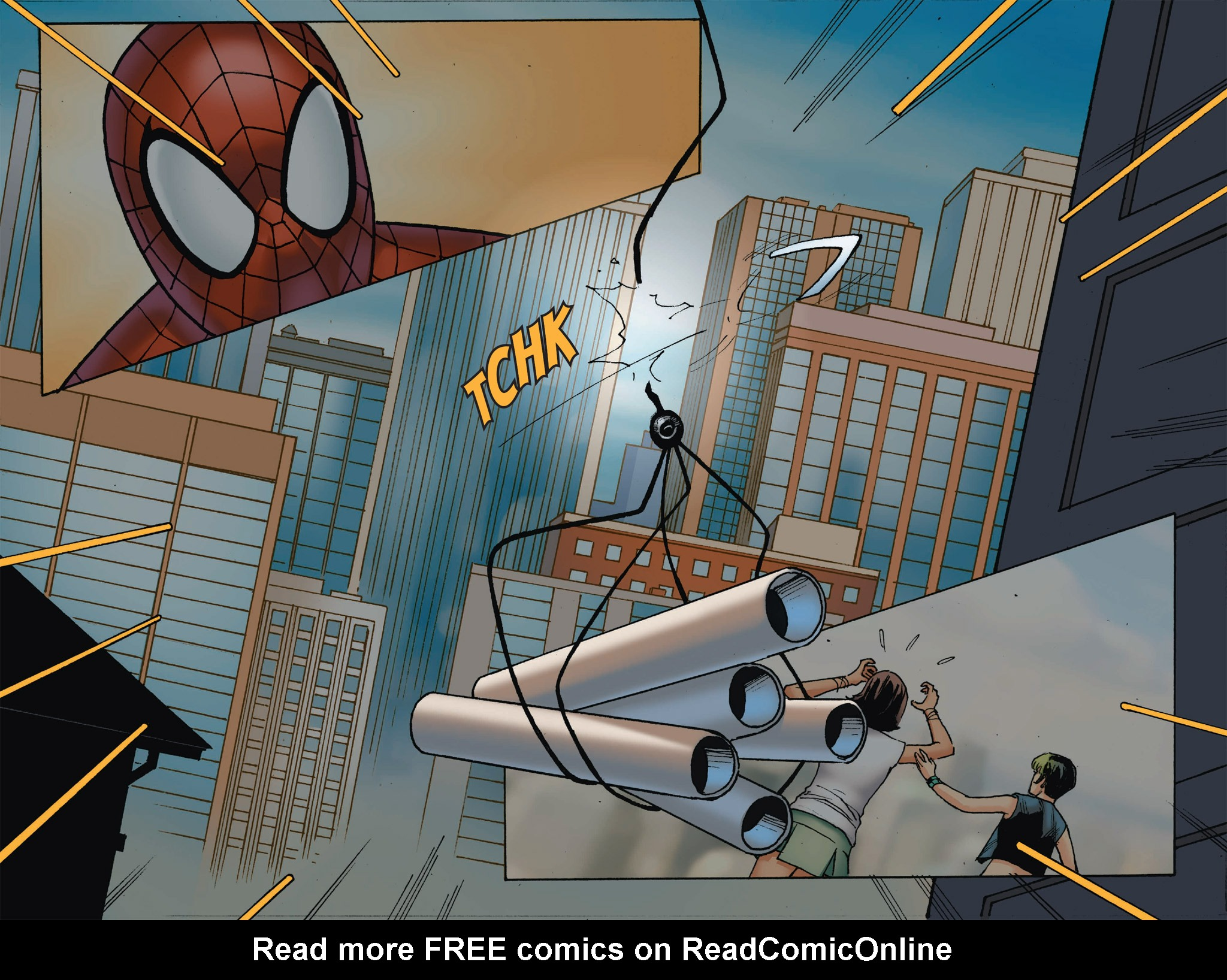 Read online Ultimate Spider-Man (Infinite Comics) (2016) comic -  Issue #2 - 37