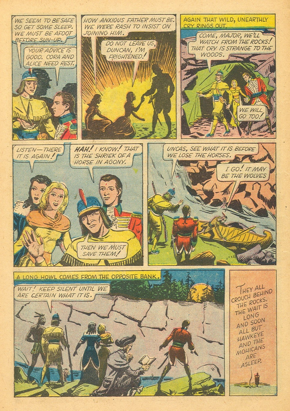 Classics Illustrated issue 4 - Page 10