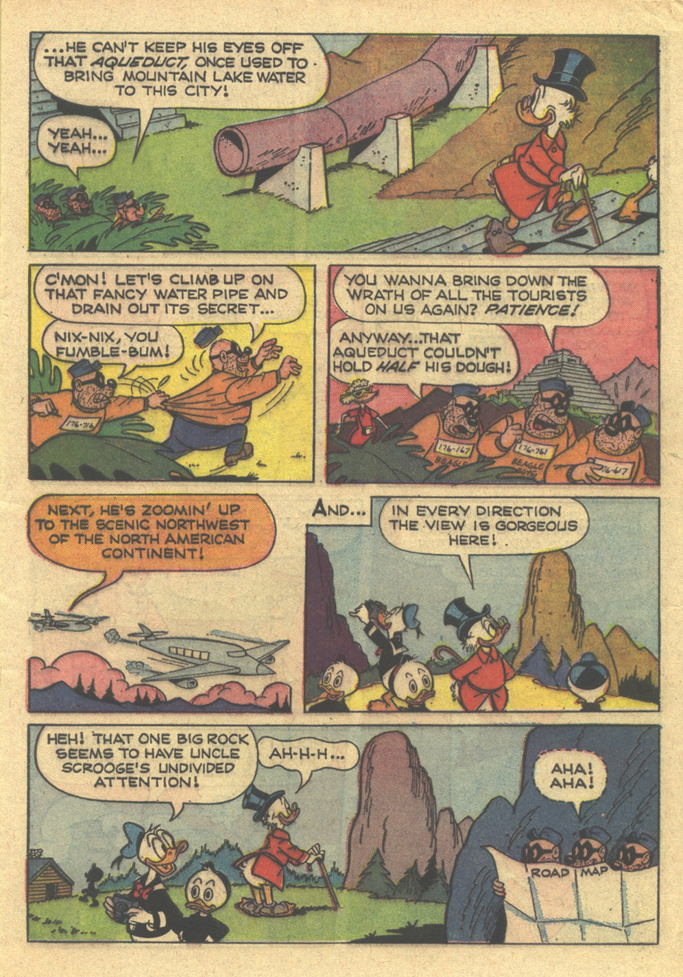 Read online Uncle Scrooge (1953) comic -  Issue #76 - 9