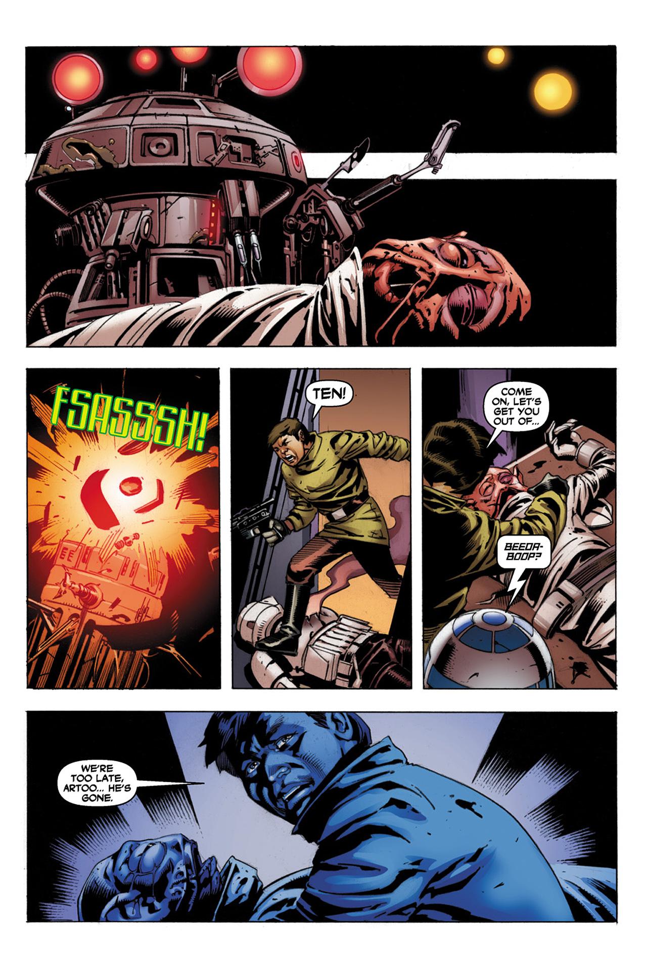 Read online Star Wars Omnibus comic -  Issue # Vol. 1 - 63