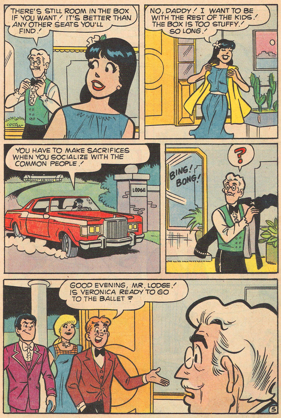 Read online Archie's Girls Betty and Veronica comic -  Issue #264 - 17