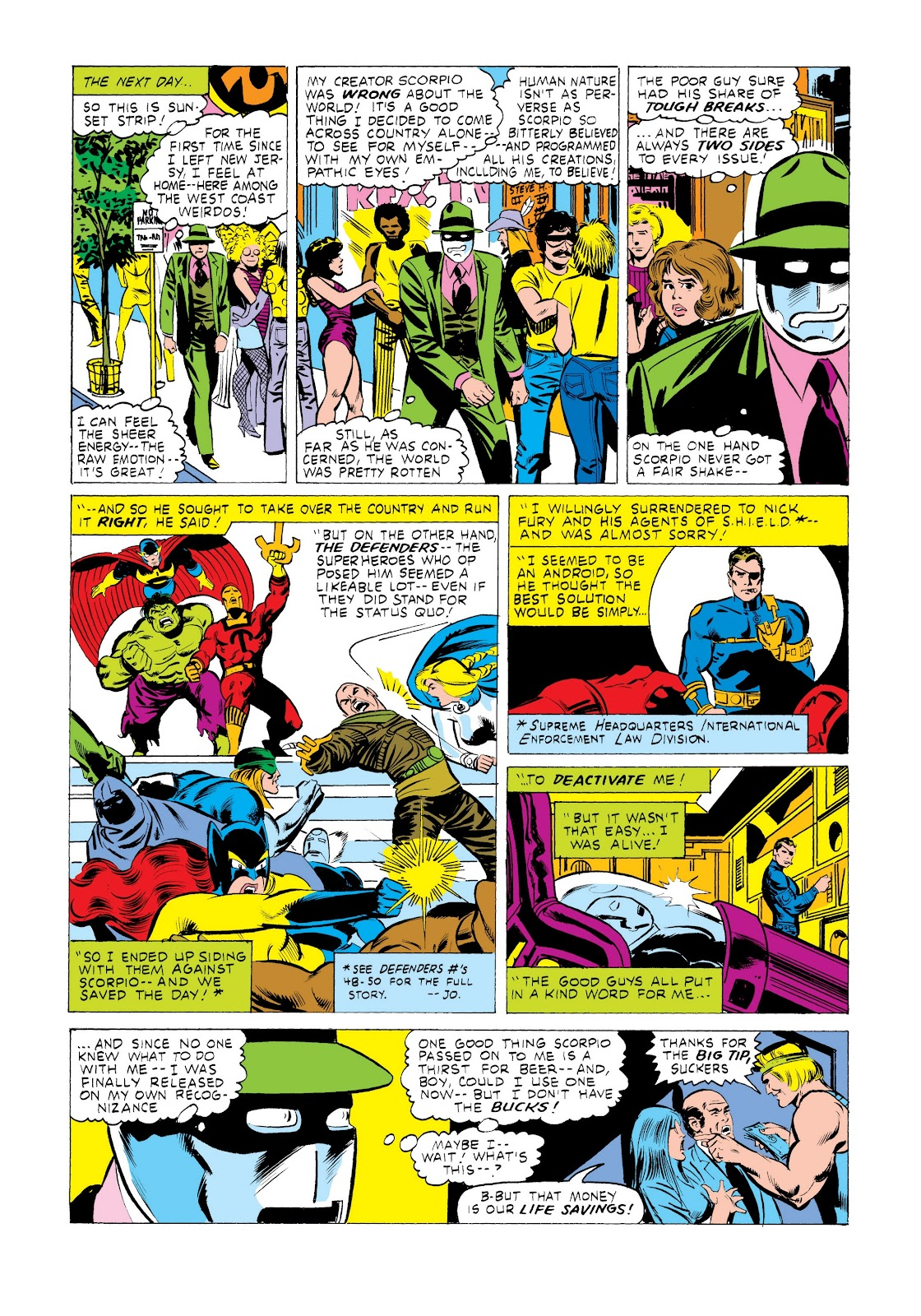 Marvel Masterworks: The Savage She-Hulk issue TPB_1_(Part_3) - Page 28