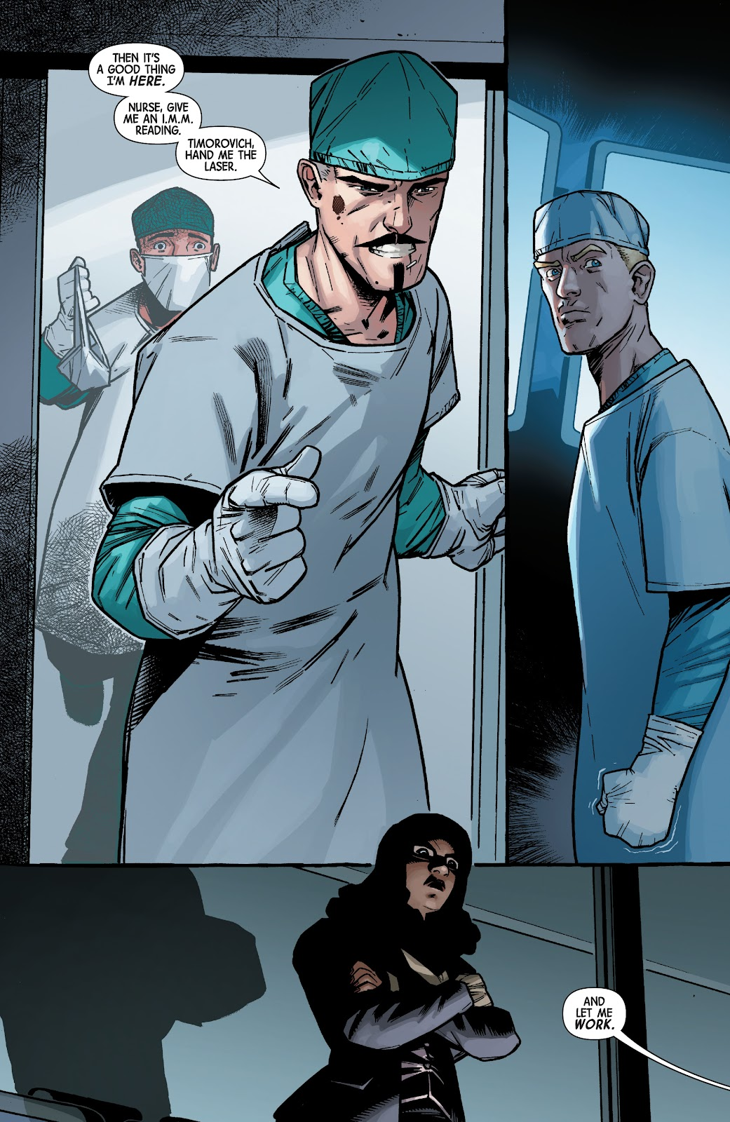 Read online Dr. Strange comic -  Issue #4 - 7
