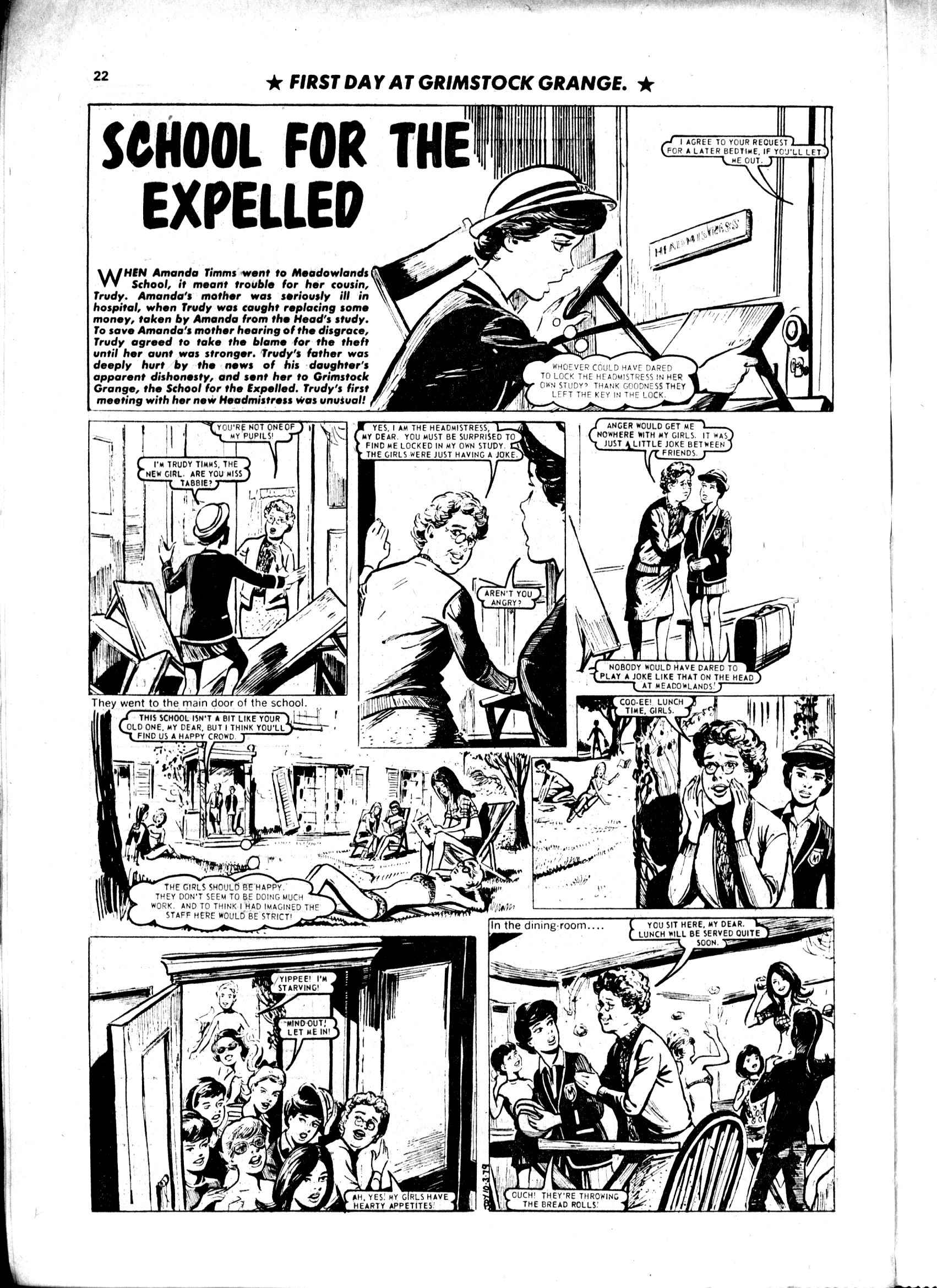 Read online Judy comic -  Issue #1000 - 22