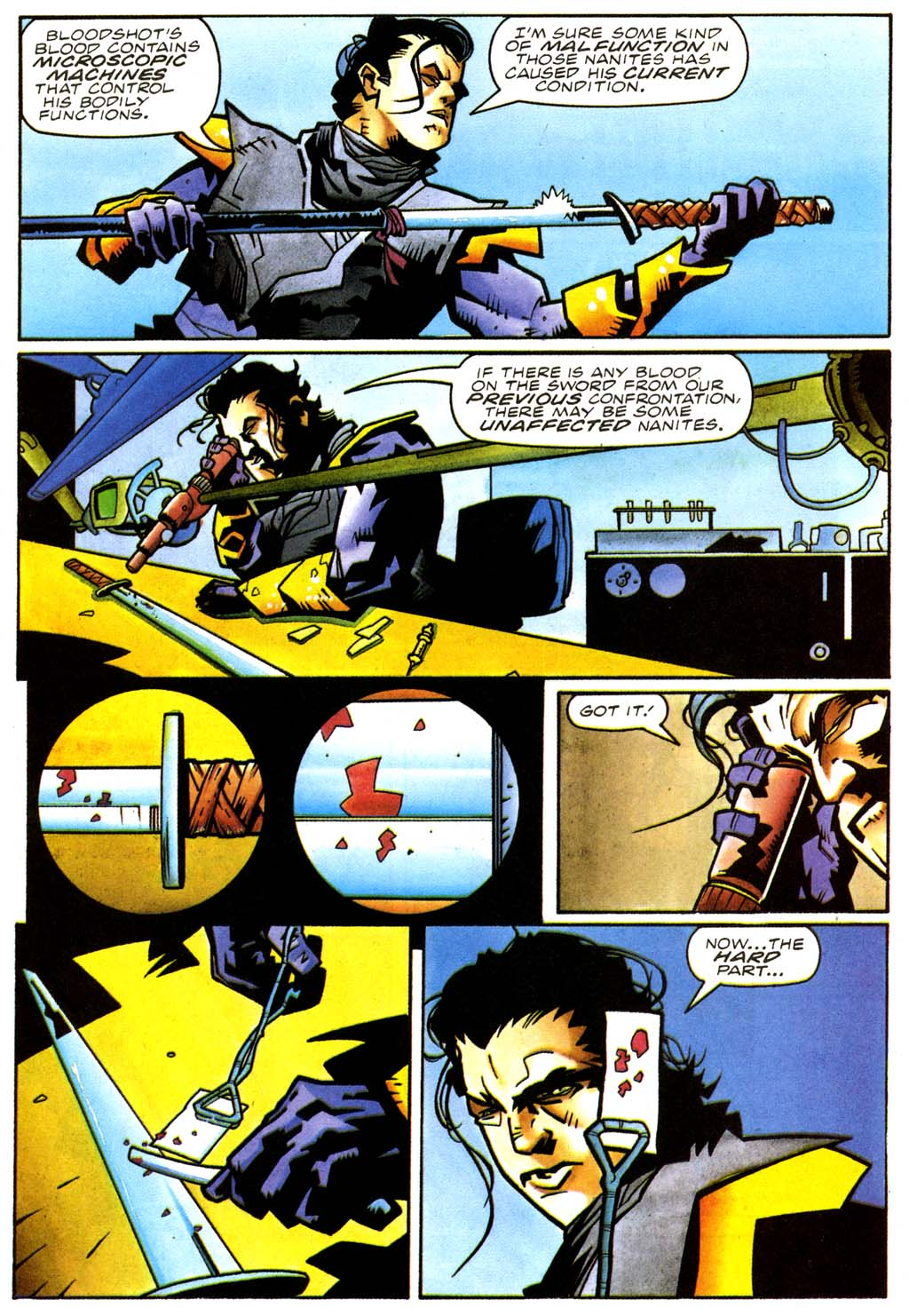 Read online Secret Weapons comic -  Issue #21 - 14