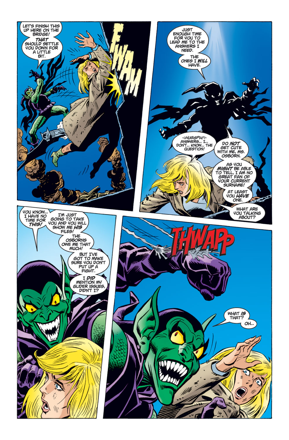 The Amazing Spider-Man (1999) 18 Page 17