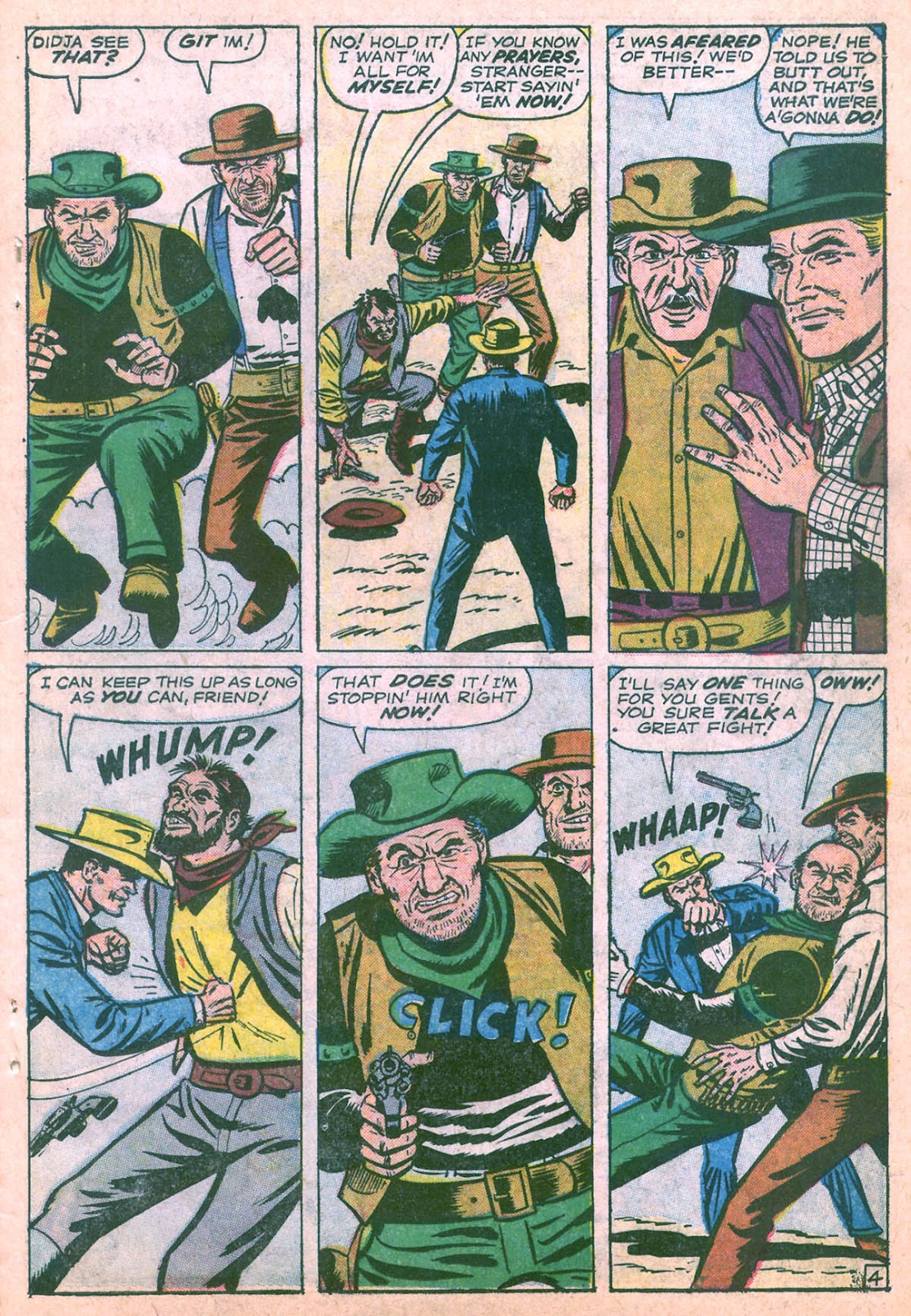 The Rawhide Kid (1955) issue 36 - Page 23