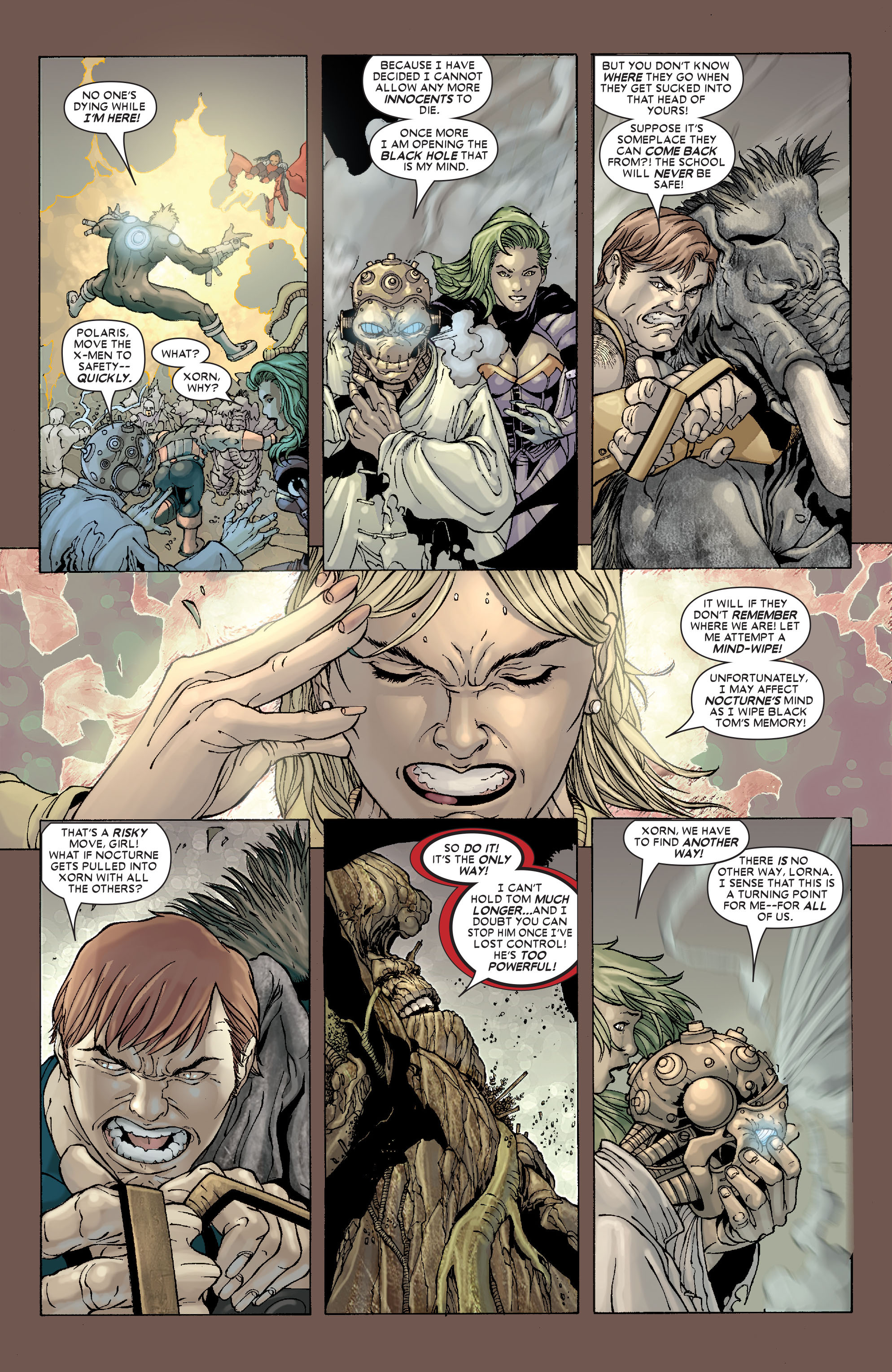 X-Men (1991) 164 Page 19