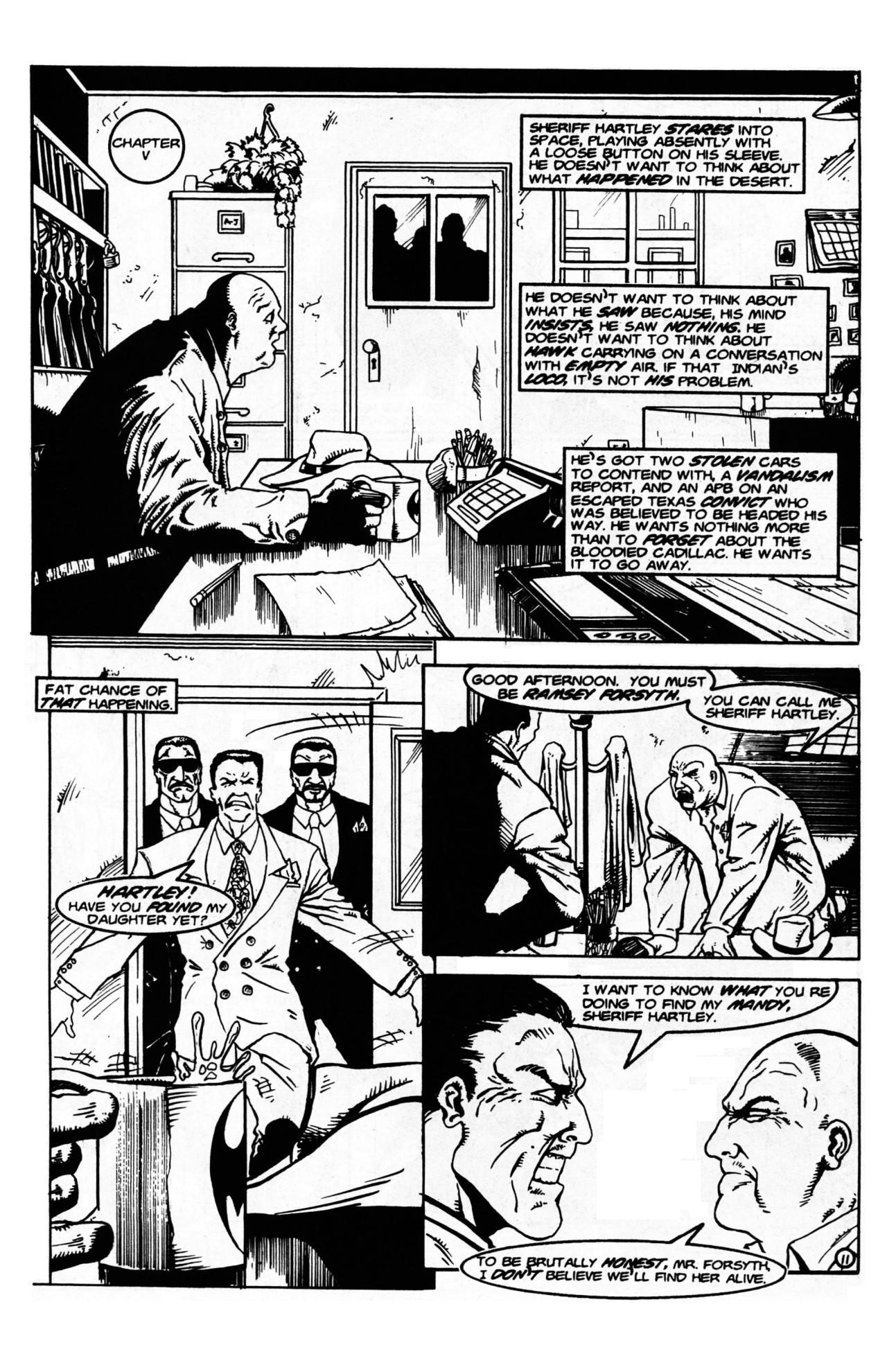 Read online Dr. Weird (1997) comic -  Issue #1 - 13