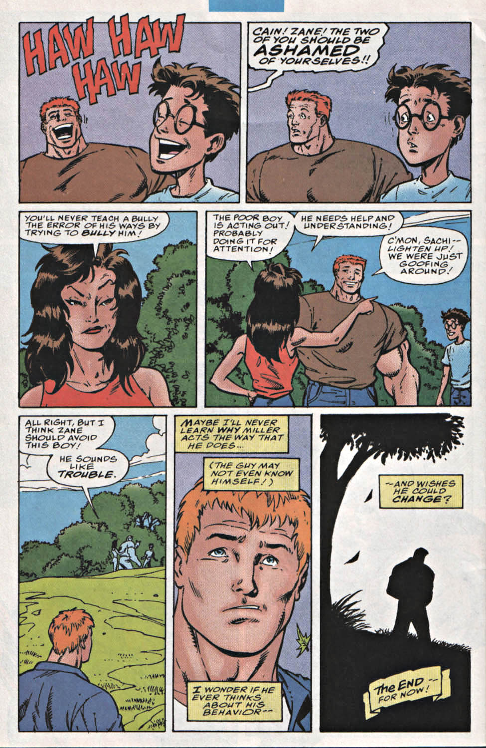 Wild Thing (1999) issue 5 - Page 24