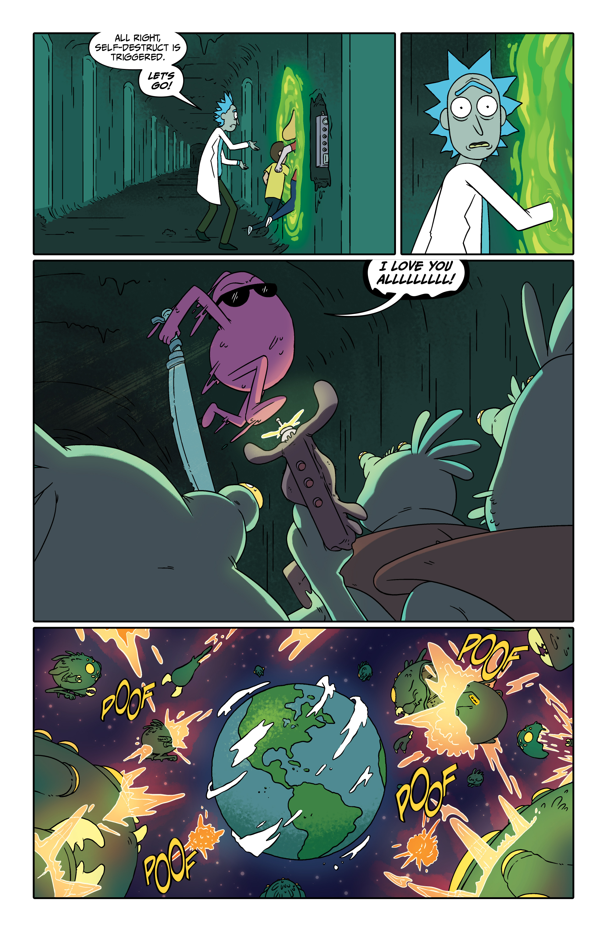 Read online Rick and Morty comic -  Issue #26 - 18