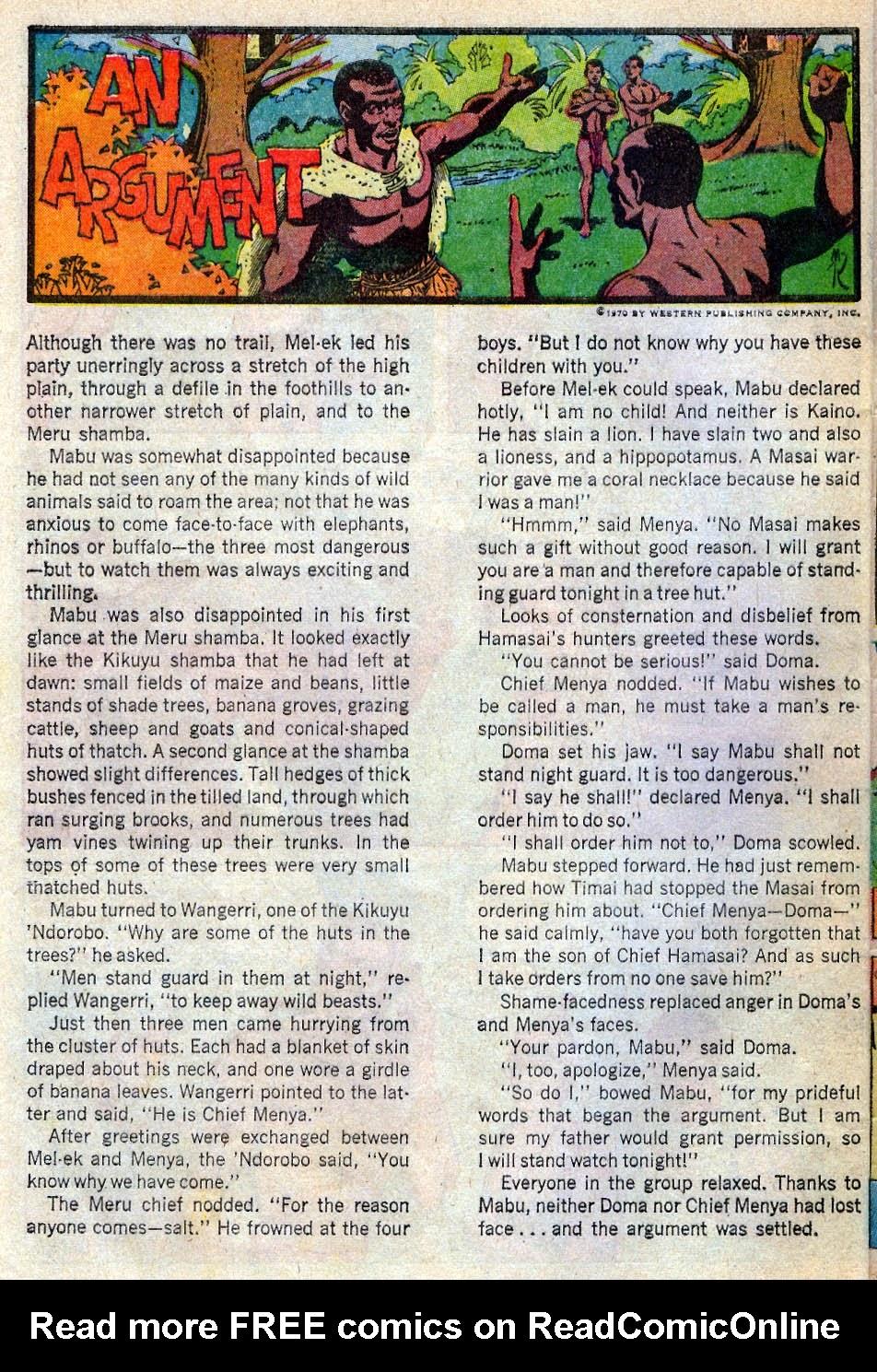 Tarzan (1962) issue 195 - Page 28