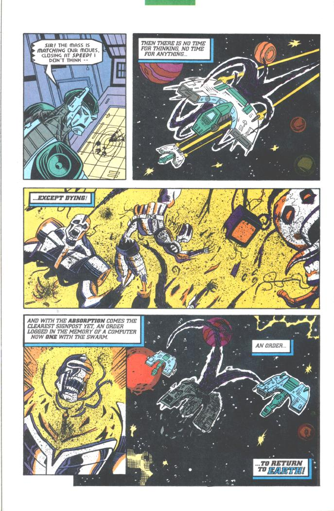 Read online Transformers: Generation 2 comic -  Issue #10 - 16