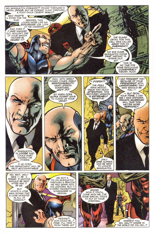 Read online Alpha Flight (1997) comic -  Issue #6 - 5