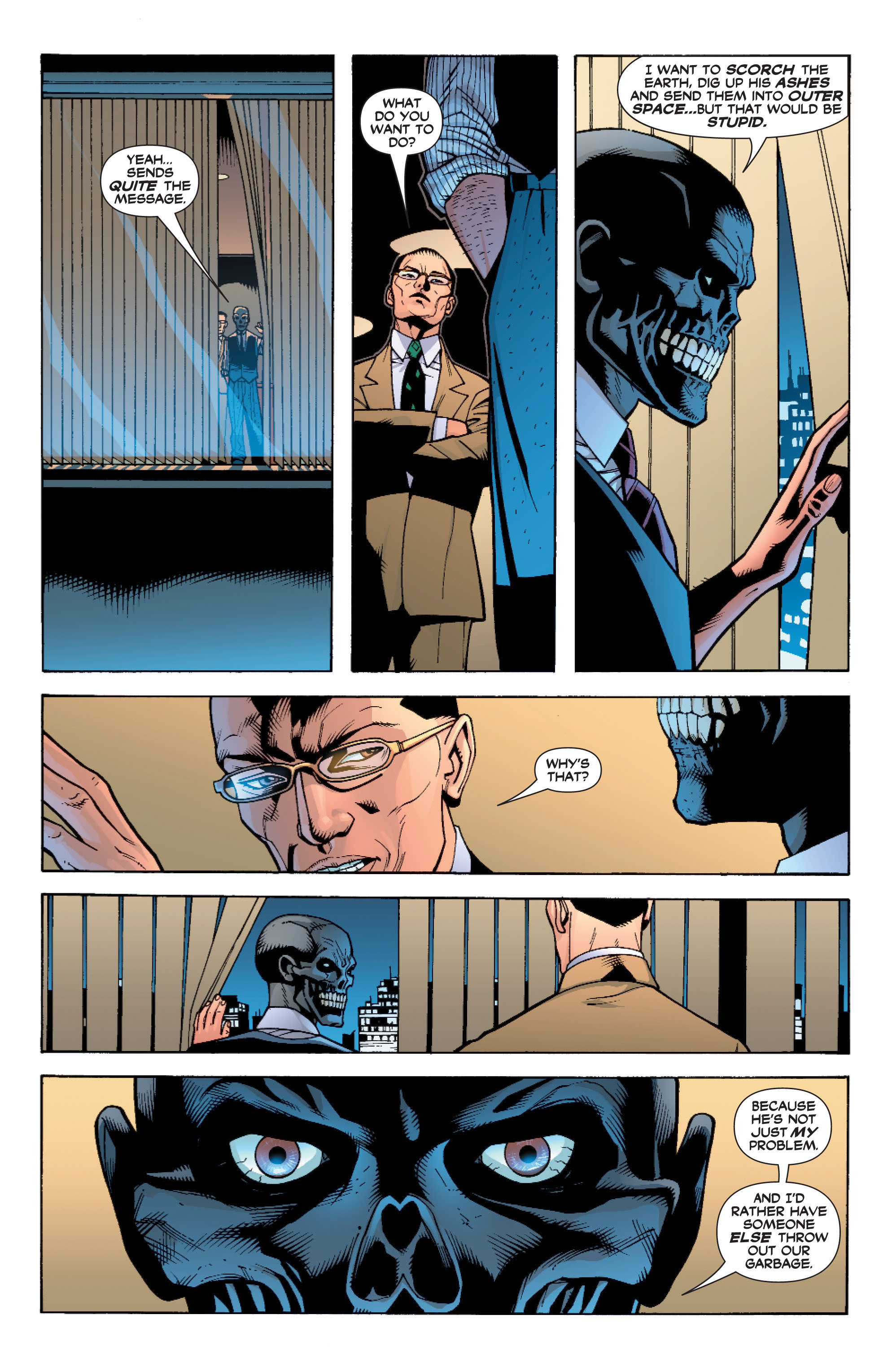 Read online Batman: Under The Red Hood comic -  Issue # Full - 107