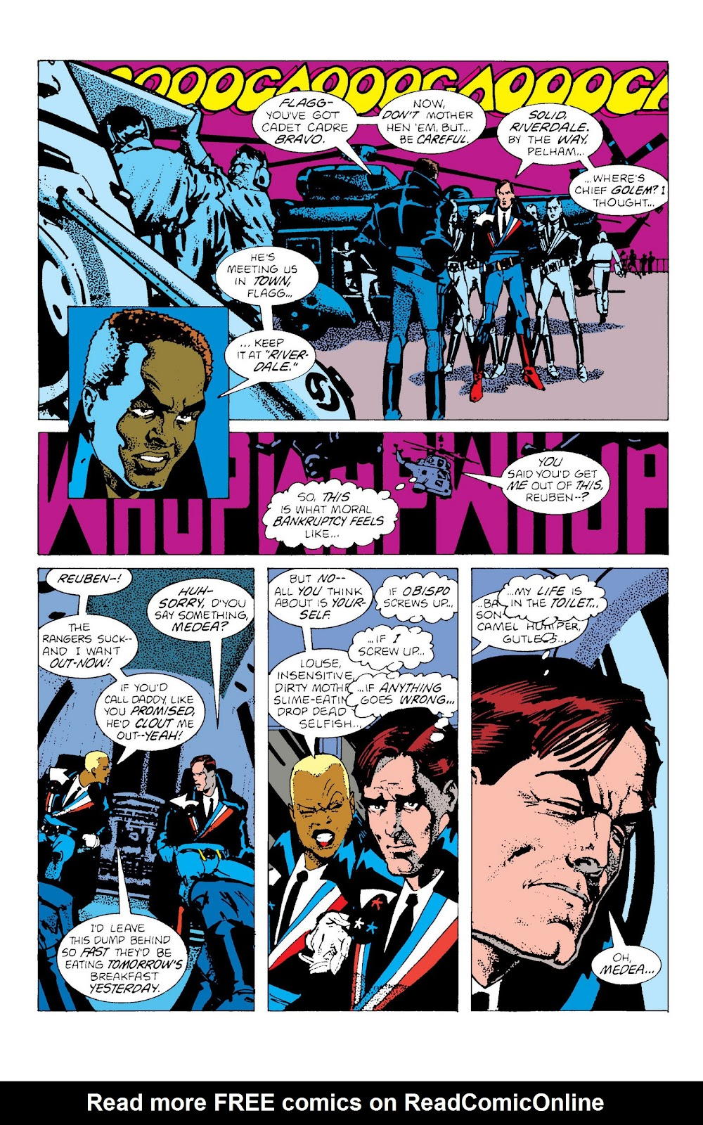 American Flagg! issue Definitive Collection (Part 2) - Page 78