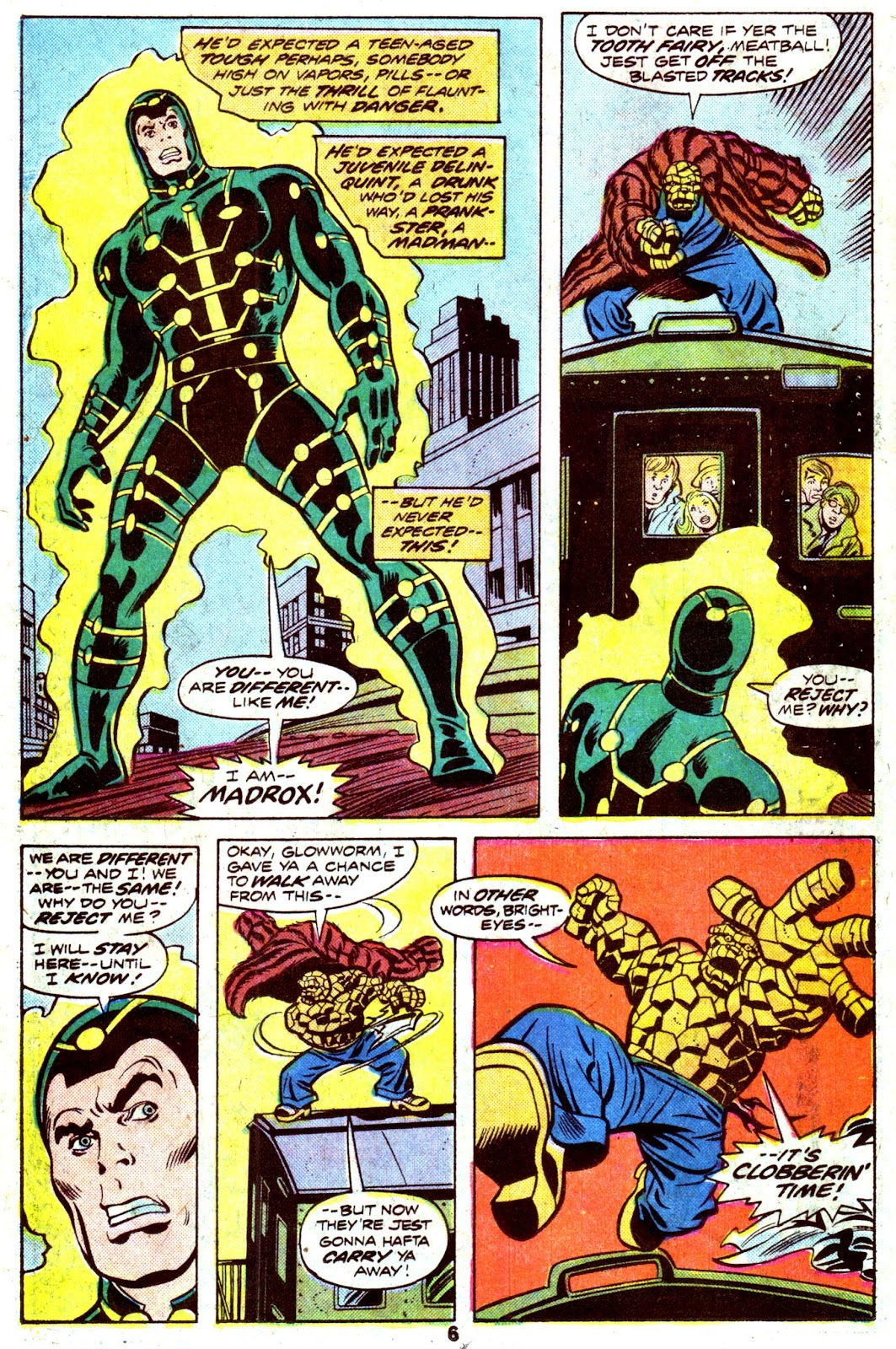 Giant-Size Fantastic Four issue 4 - Page 8