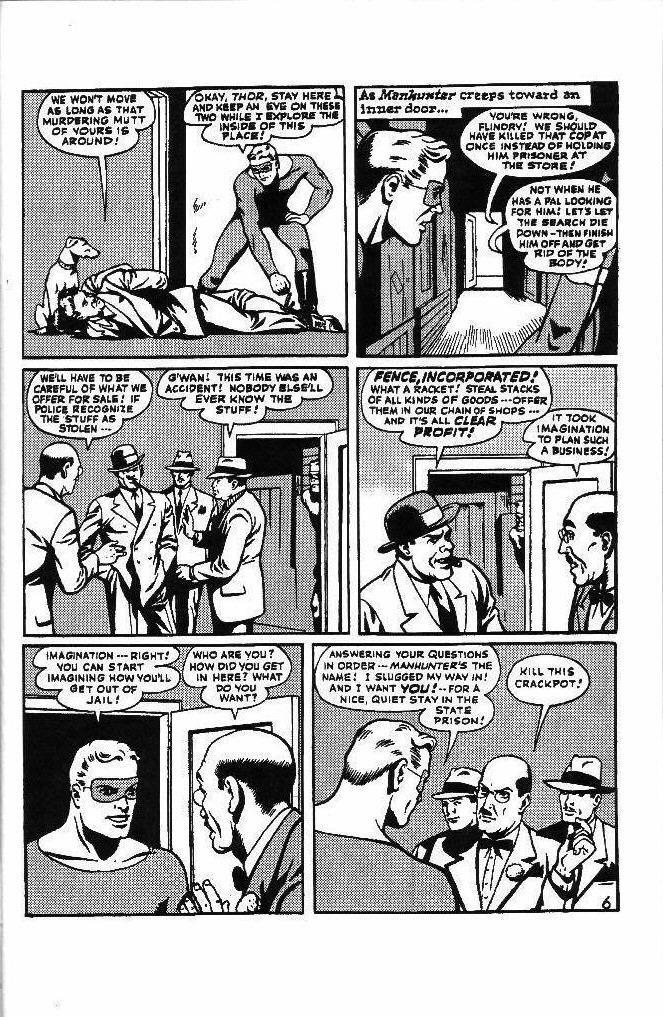Read online Men of Mystery Comics comic -  Issue #46 - 17