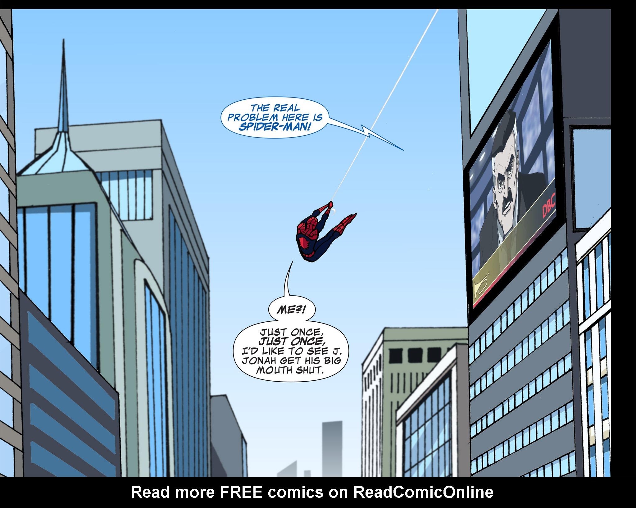 Read online Ultimate Spider-Man (Infinite Comics) (2015) comic -  Issue #6 - 25
