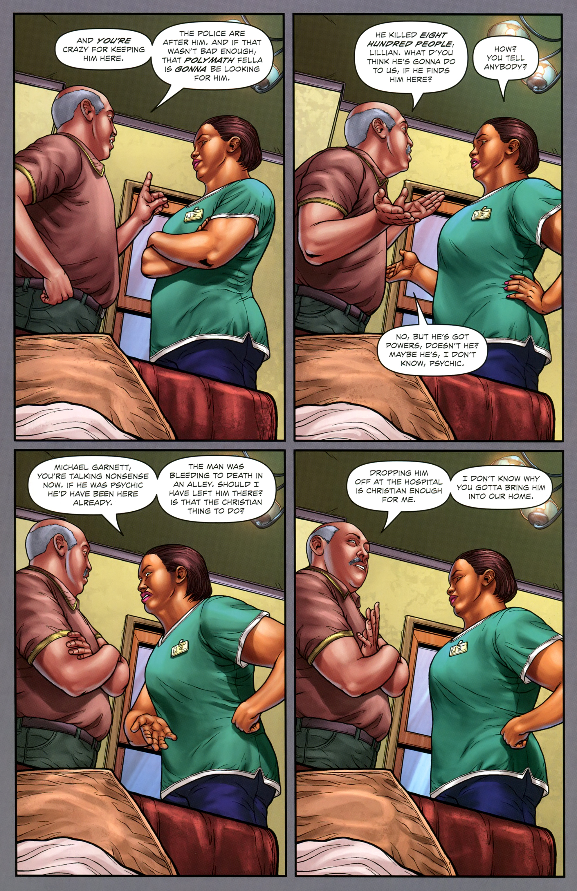 Read online Absolution: Rubicon comic -  Issue #3 - 8