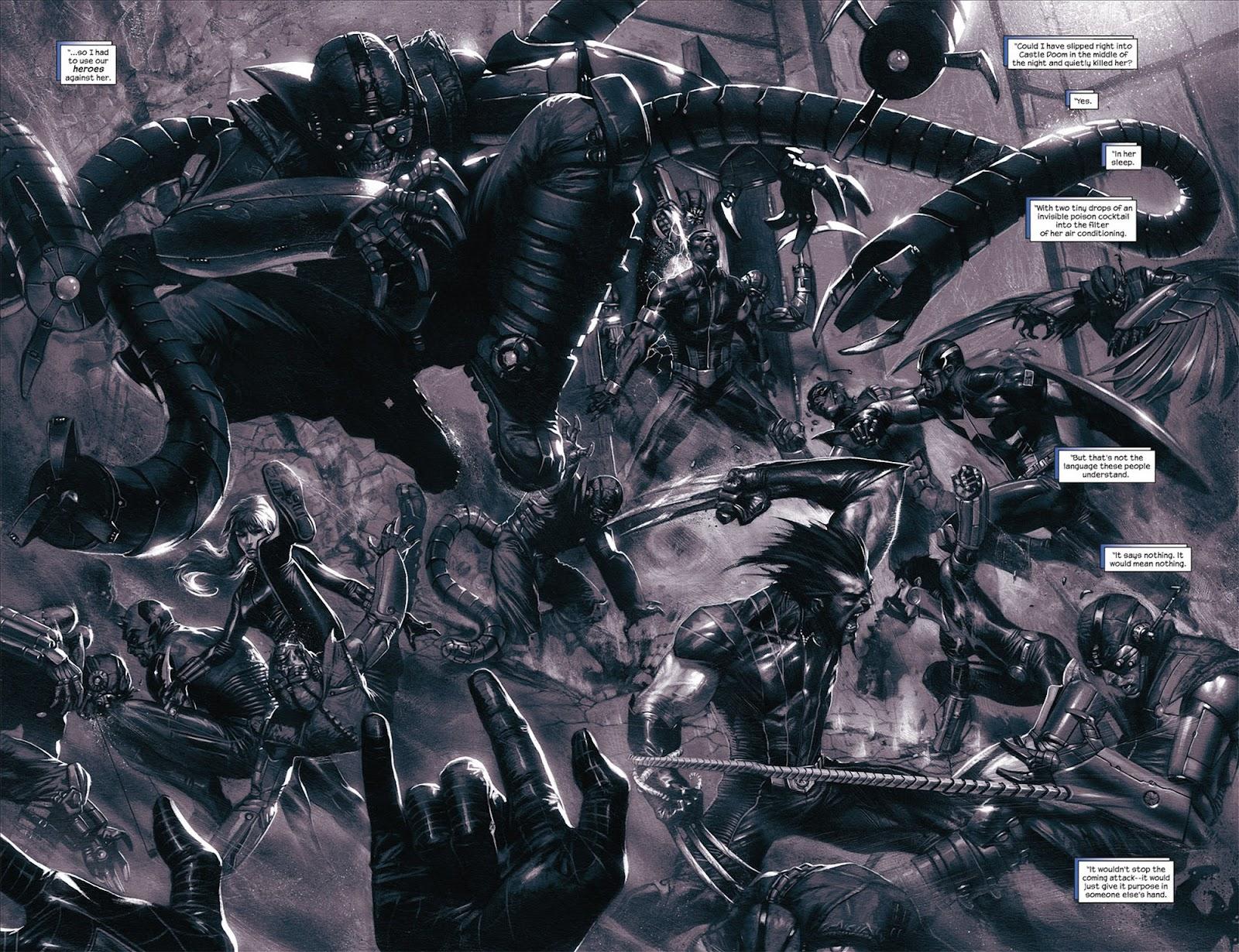 Read online Secret War comic -  Issue #5 - 18